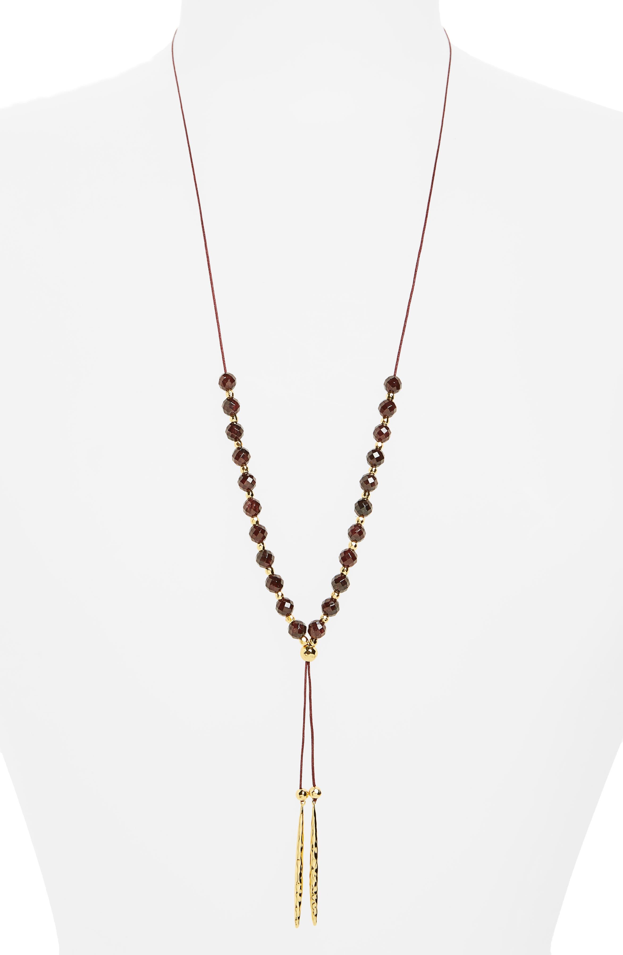 Power Gemstone Convertible Necklace,                             Main thumbnail 11, color,
