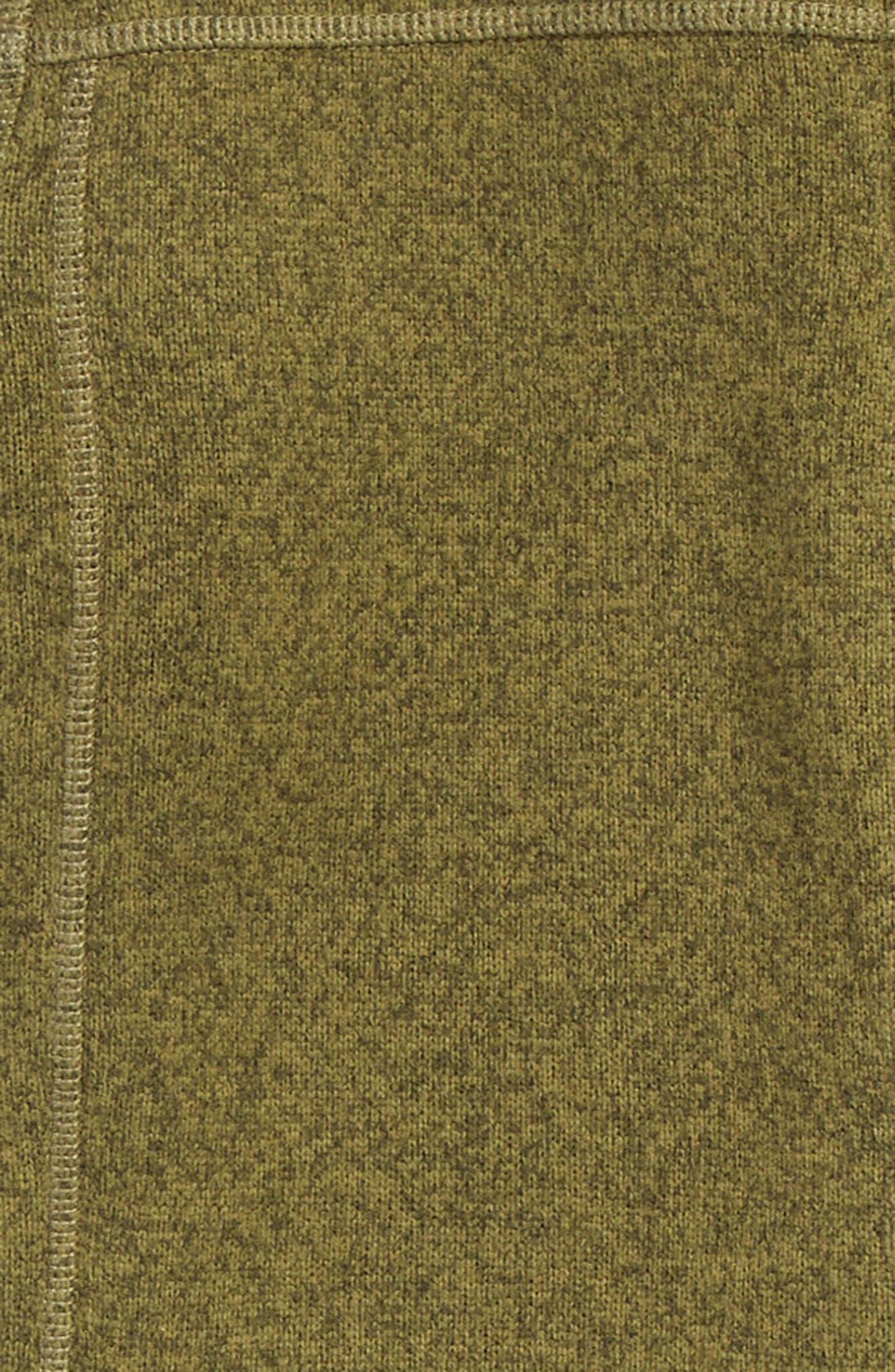 Gordon Lyons Sweater Fleece Zip Jacket,                             Alternate thumbnail 15, color,