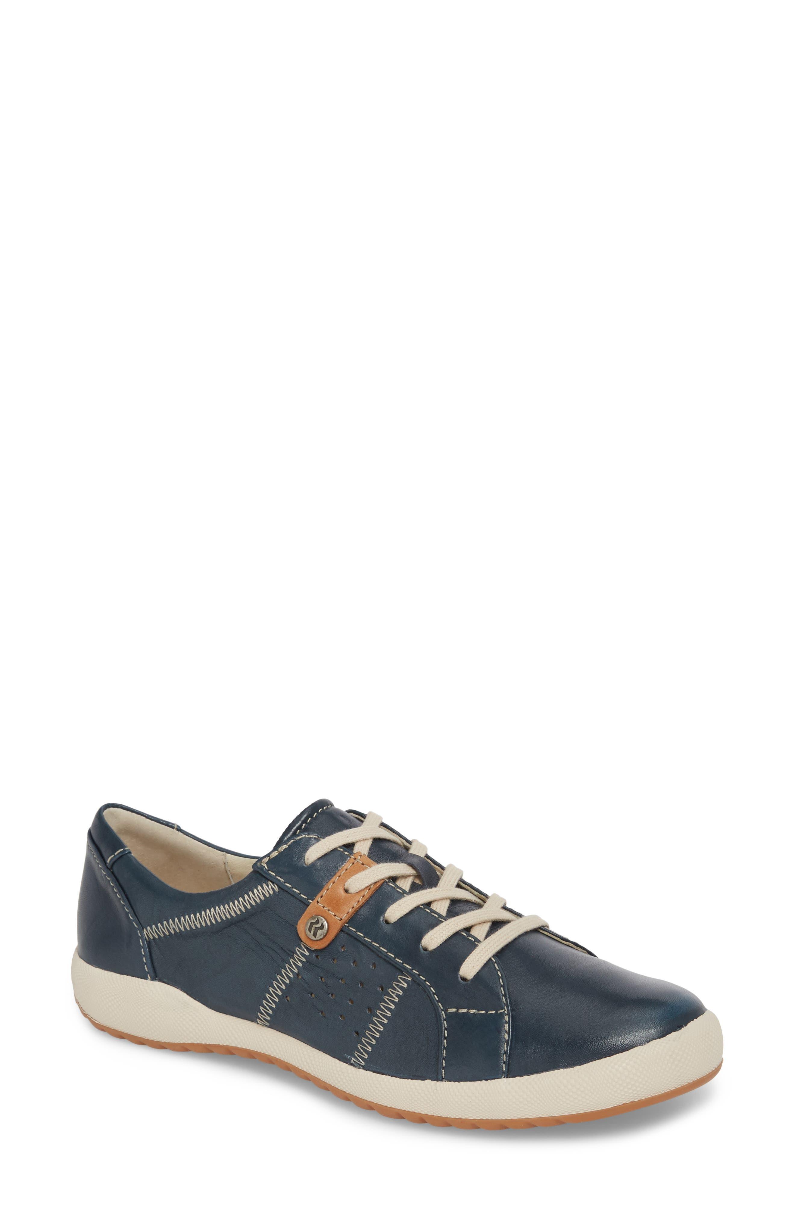 Cordoba 01 Sneaker,                         Main,                         color, OCEAN LEATHER