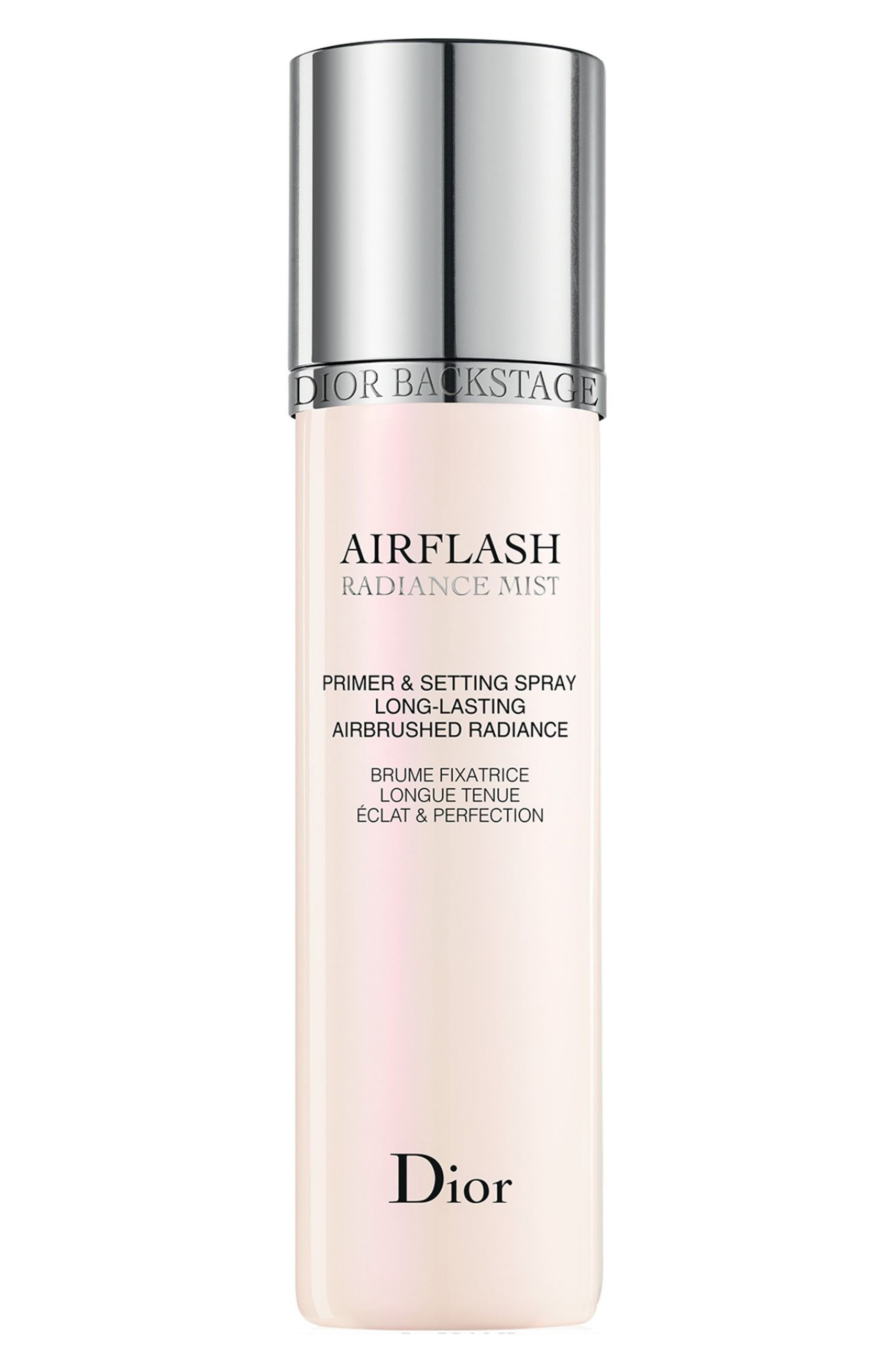 Dior Backstage Airflash Radiance Mist Primer & Setting Spray - 001 Radiance