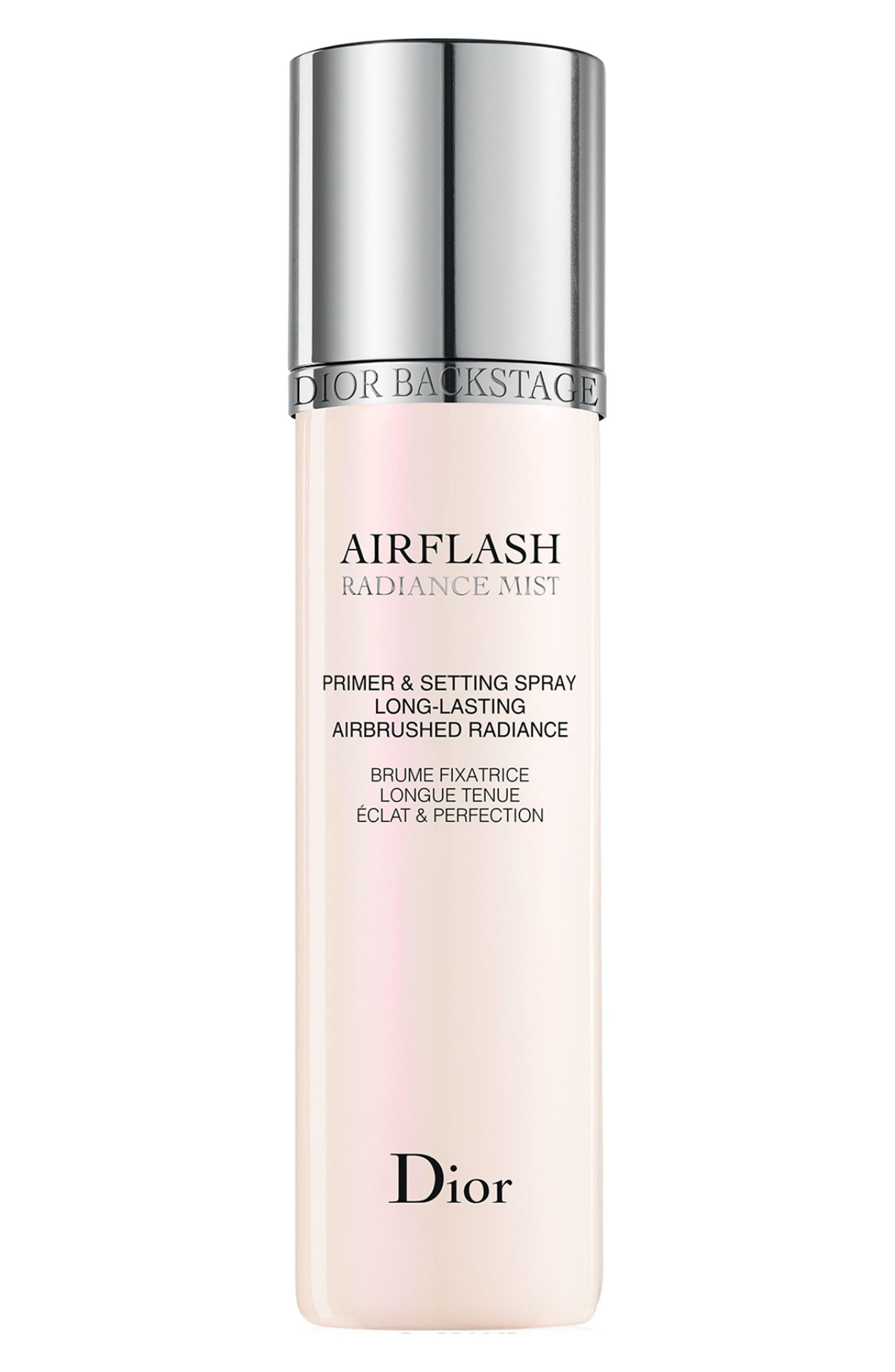 Backstage Airflash Radiance Mist Primer & Setting Spray, Main, color, 001 RADIANCE