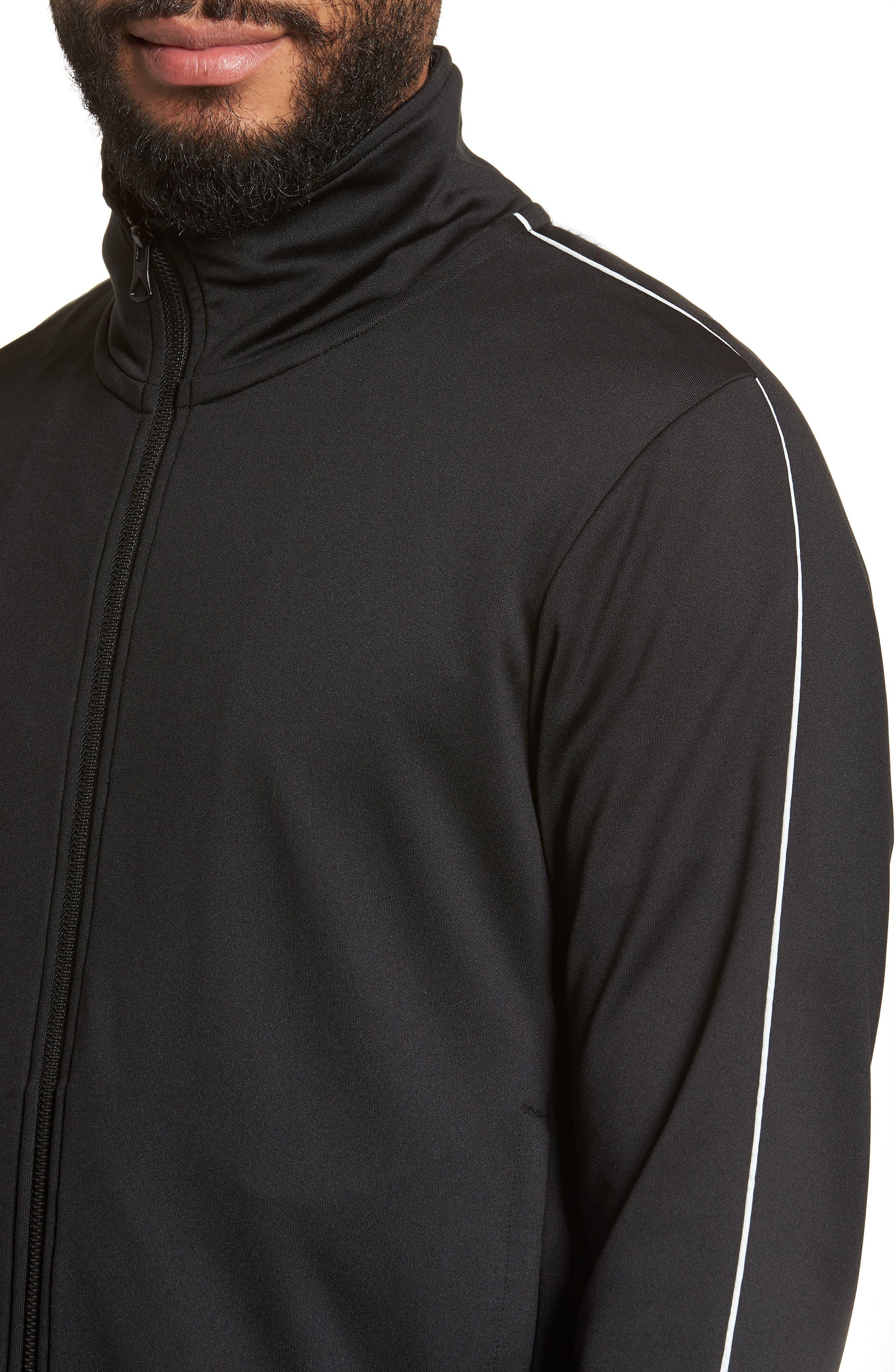 CoolMax<sup>®</sup> Track Jacket,                             Alternate thumbnail 4, color,                             001