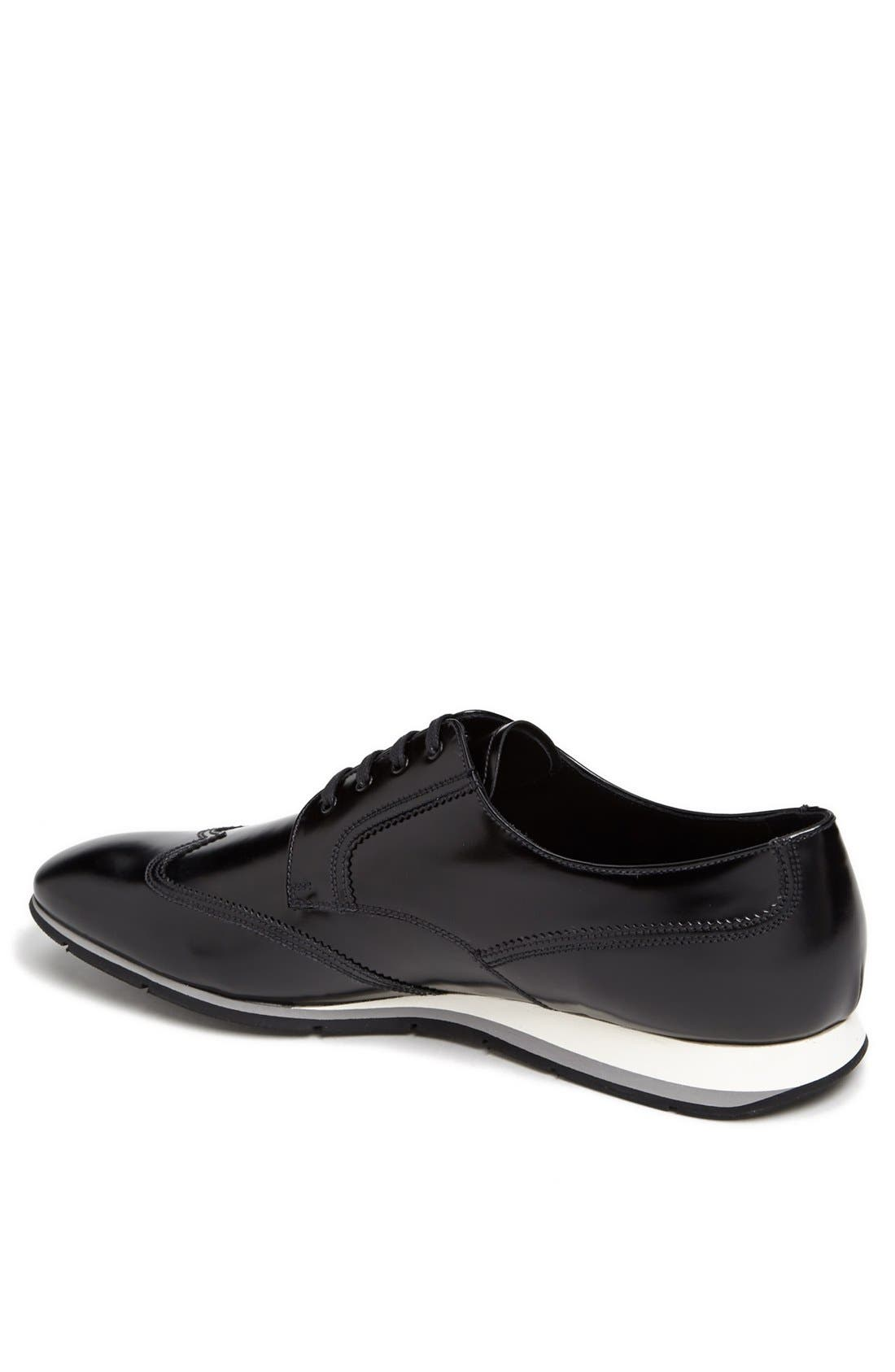 Wingtip Oxford,                             Alternate thumbnail 3, color,                             001