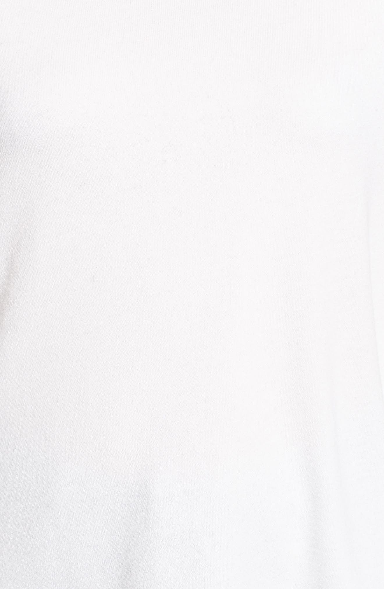 Side Slit Sweatshirt,                             Alternate thumbnail 5, color,                             118