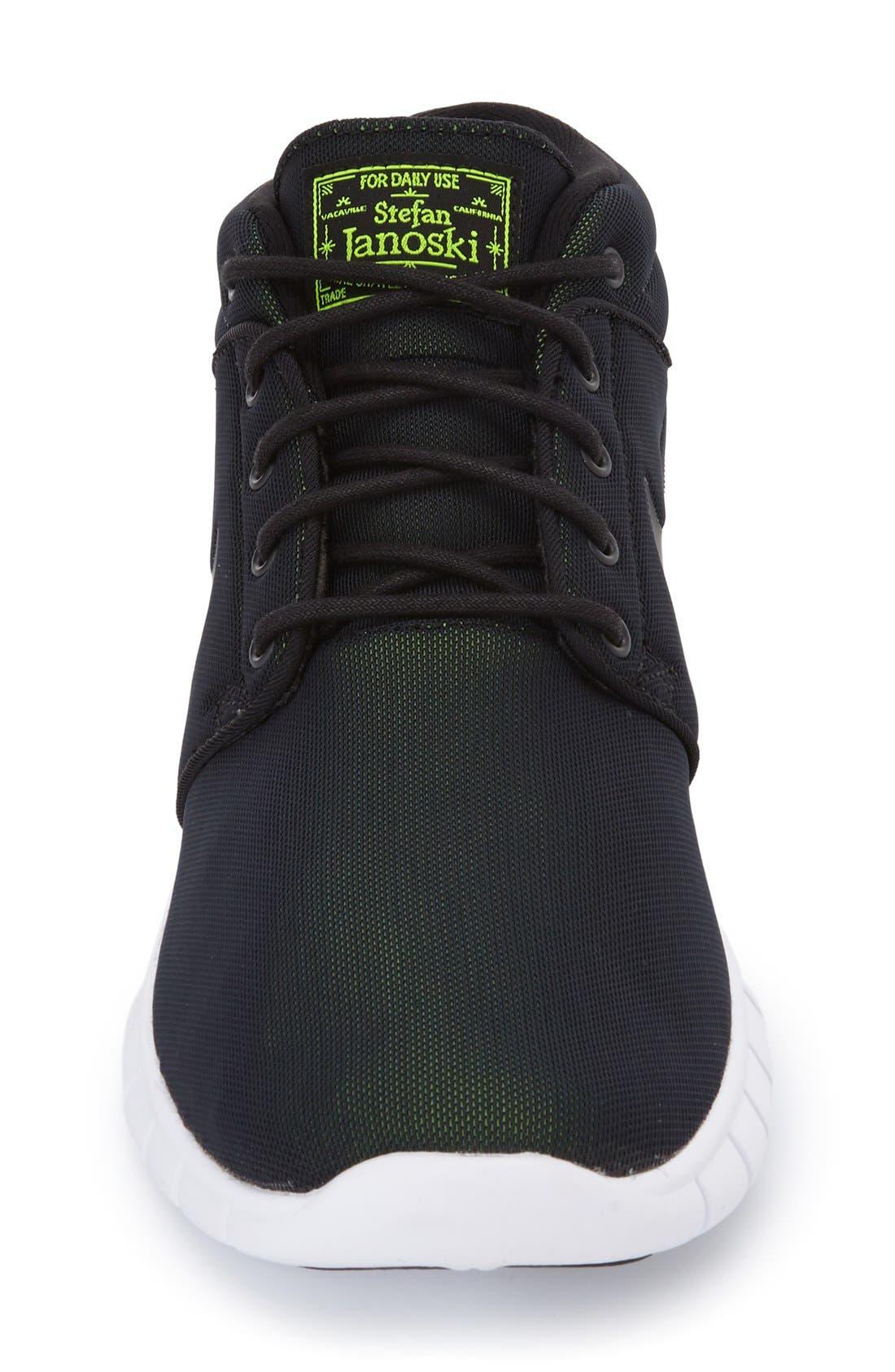 SB Stefan Janoski Max Mid Skate Shoe,                             Alternate thumbnail 29, color,