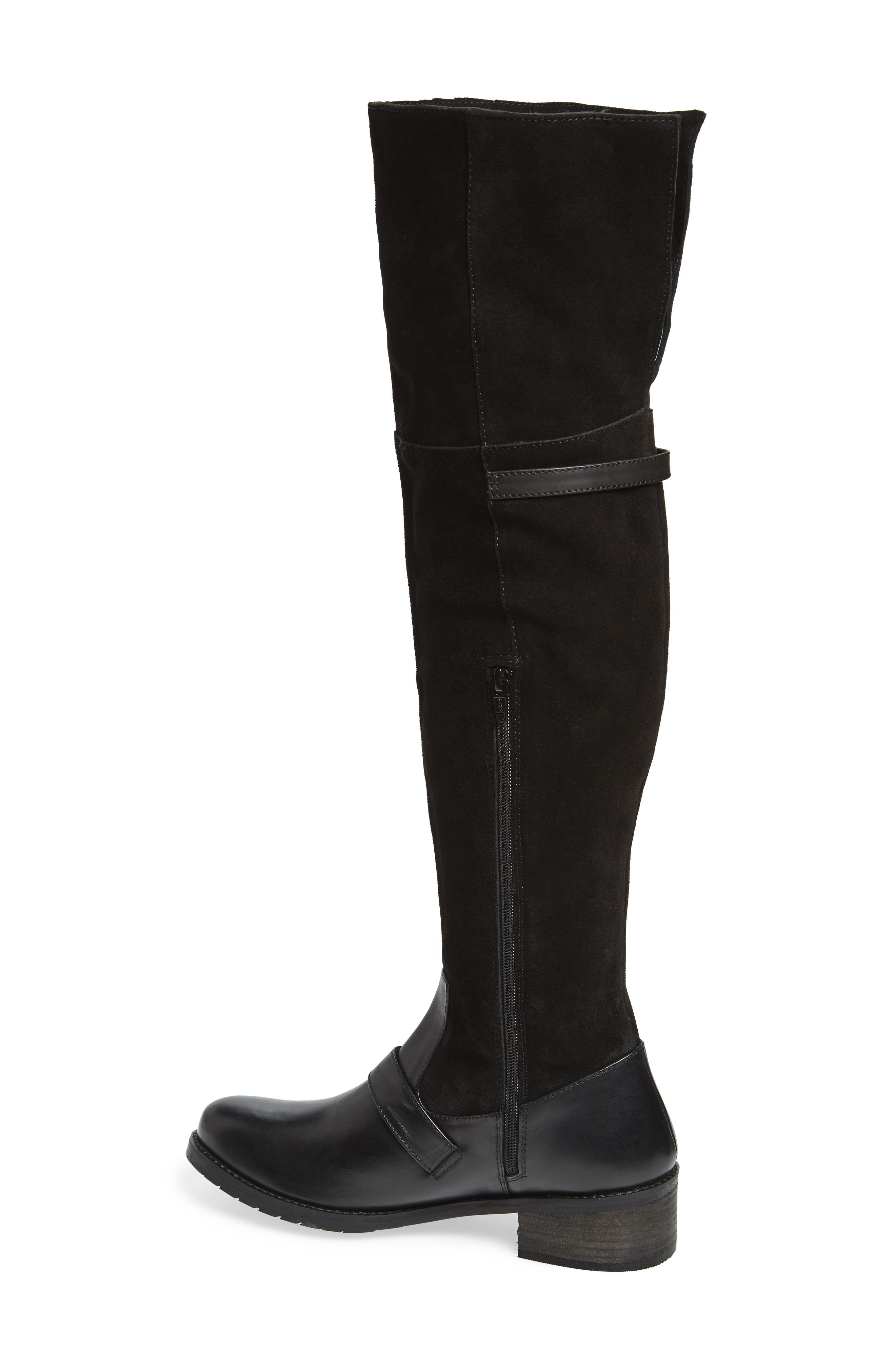 Lola Over the Knee Boot,                             Alternate thumbnail 5, color,