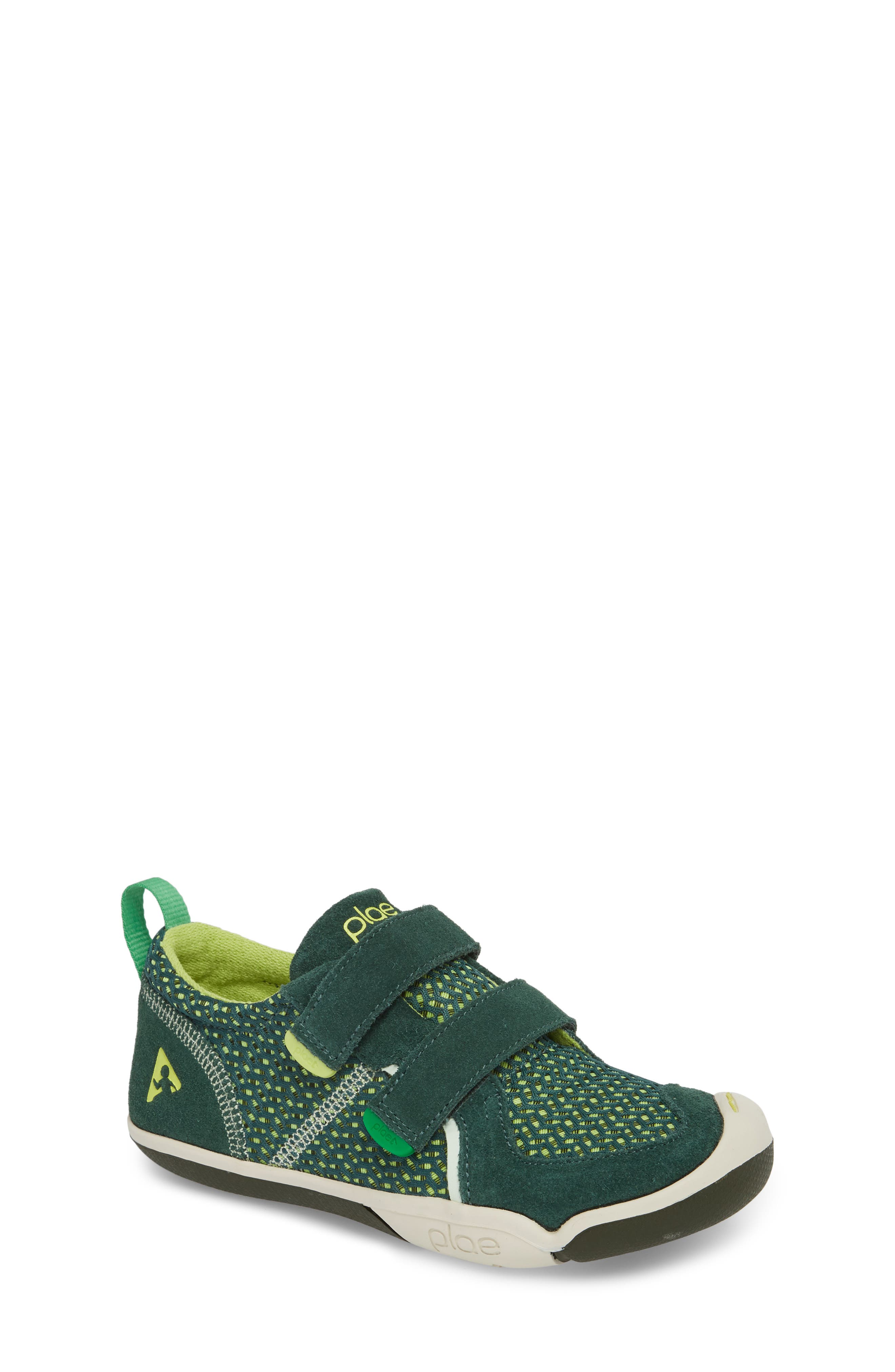Ty Customizable Sneaker,                         Main,                         color, AMAZON GREEN