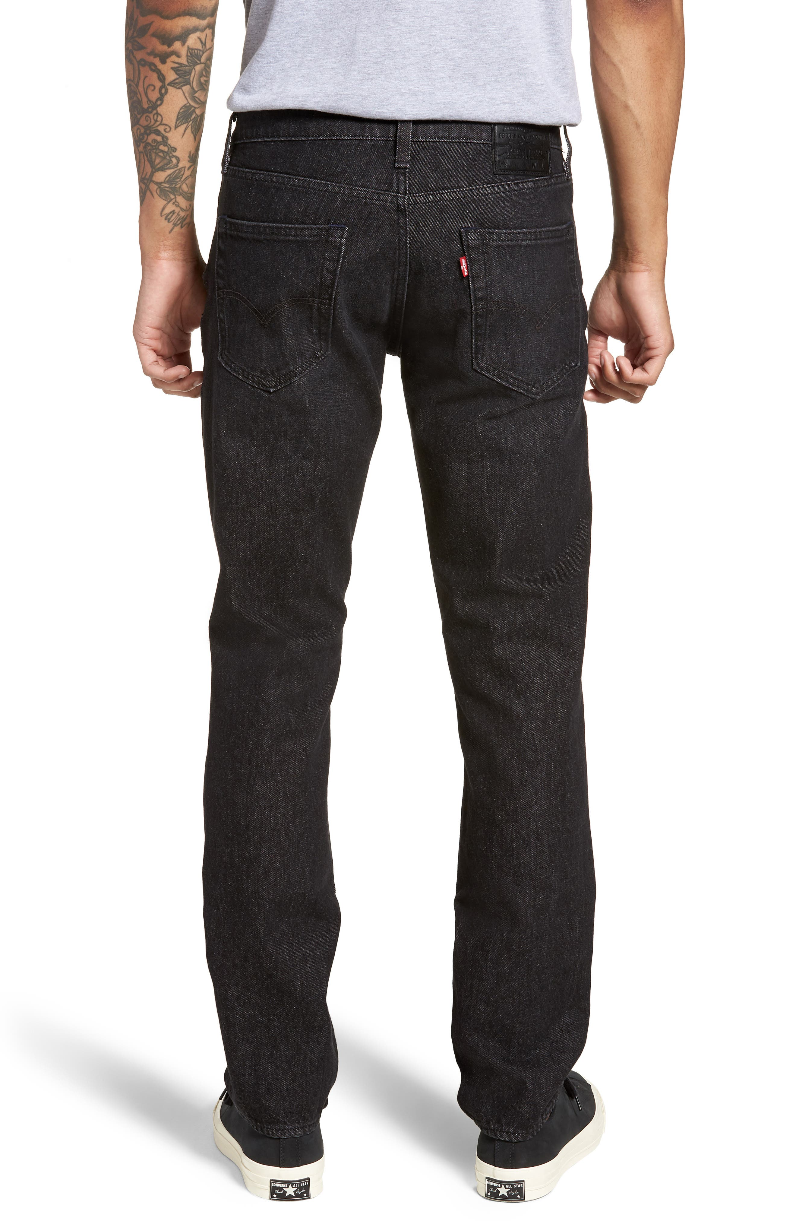 511<sup>™</sup> Slim Fit Jeans,                             Alternate thumbnail 2, color,                             001
