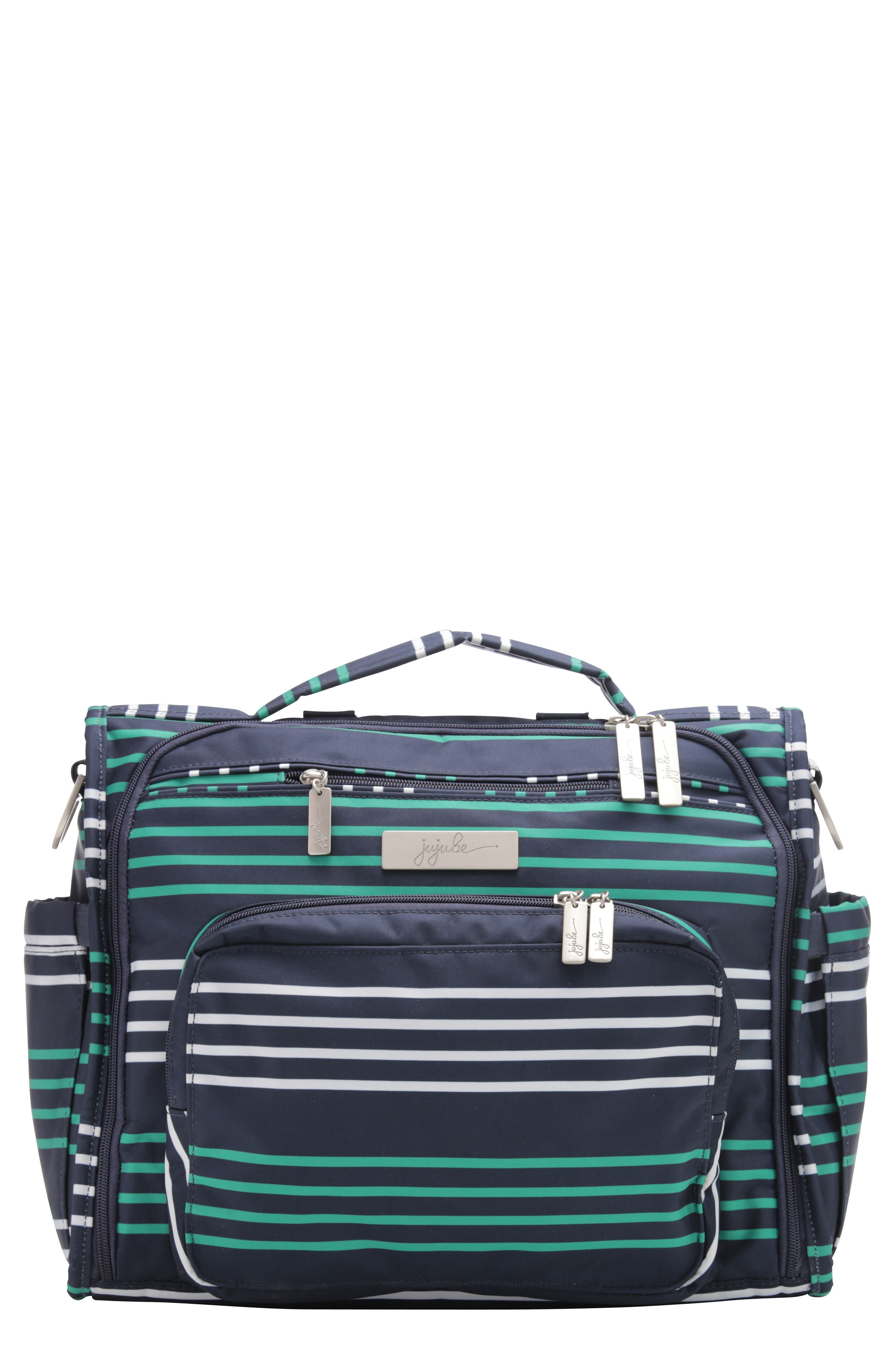 BFF - Coastal Collection Diaper Bag,                             Main thumbnail 4, color,