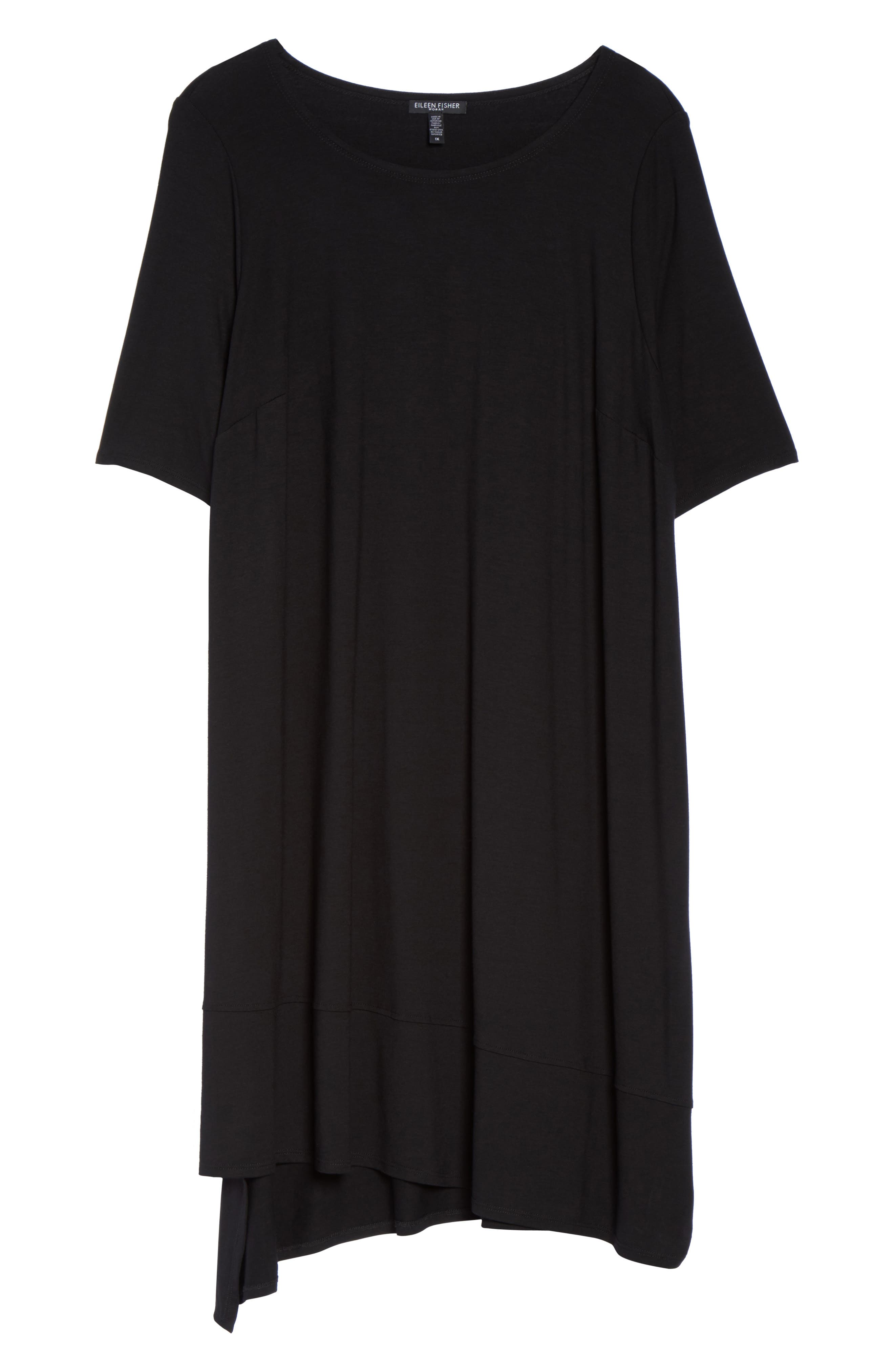Jersey Shift Dress,                             Alternate thumbnail 21, color,