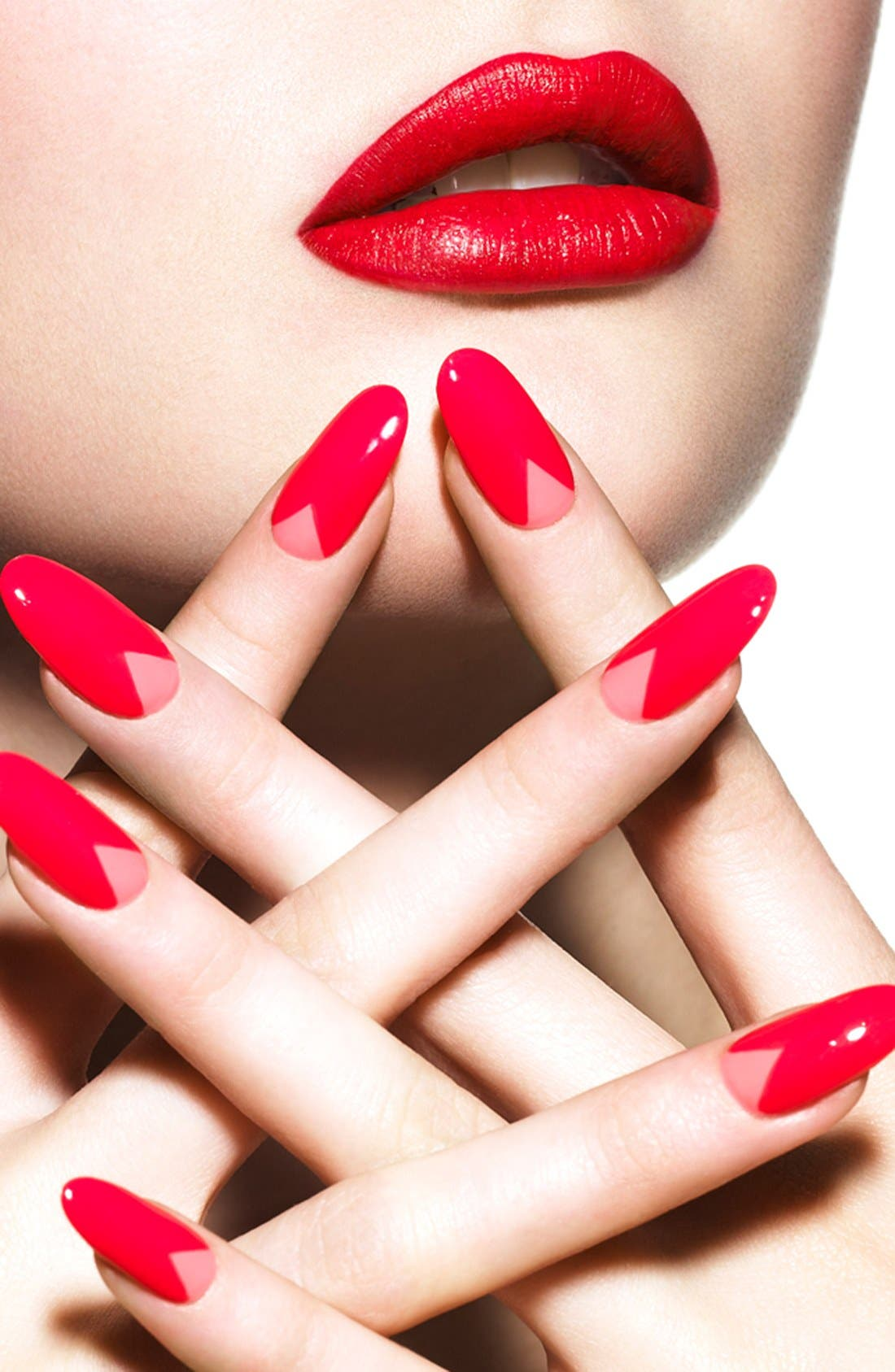 'Coral Peony' Nail Lacquer,                             Alternate thumbnail 4, color,                             950