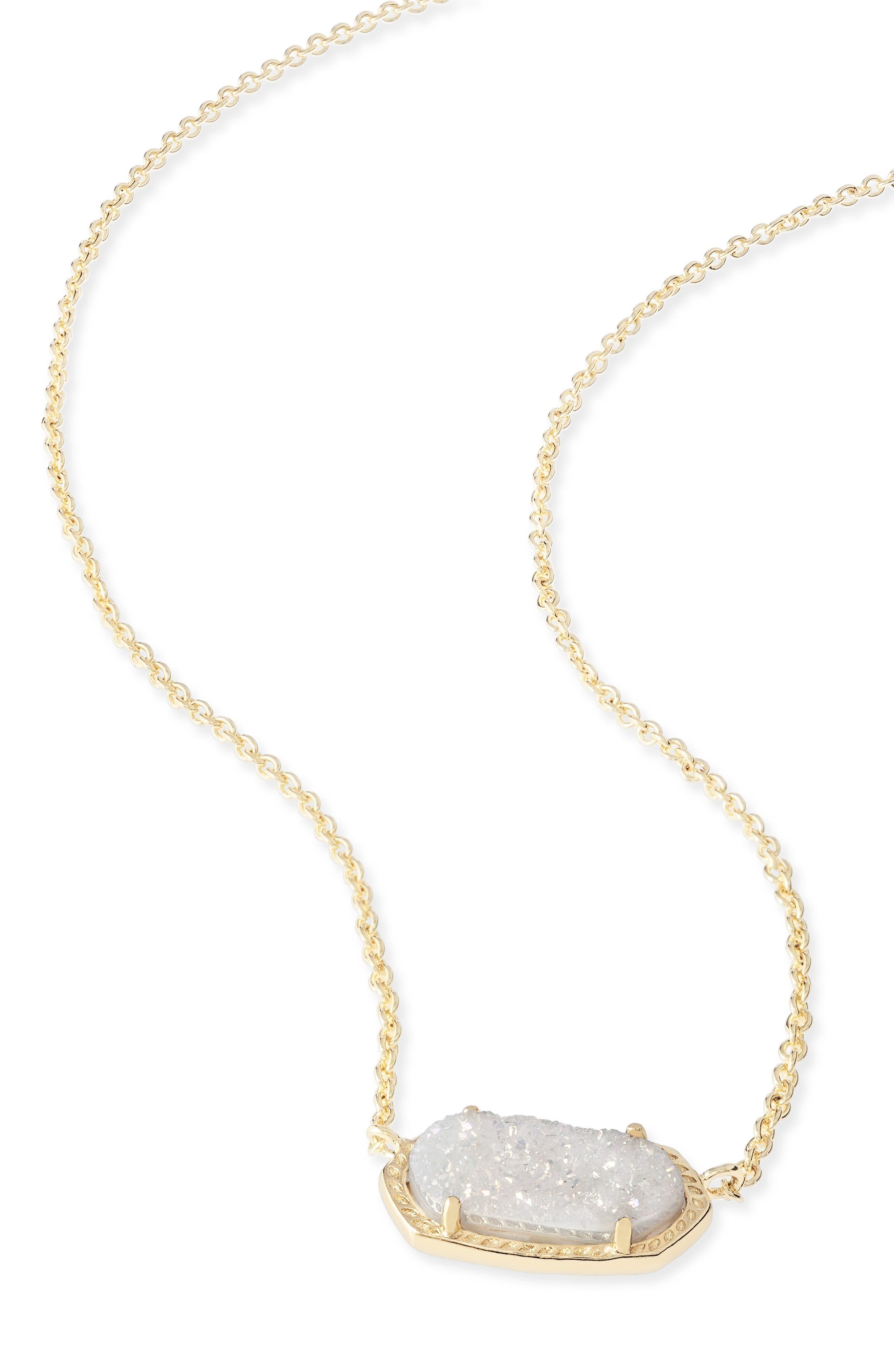 'Elisa' Pendant Necklace,                             Alternate thumbnail 390, color,