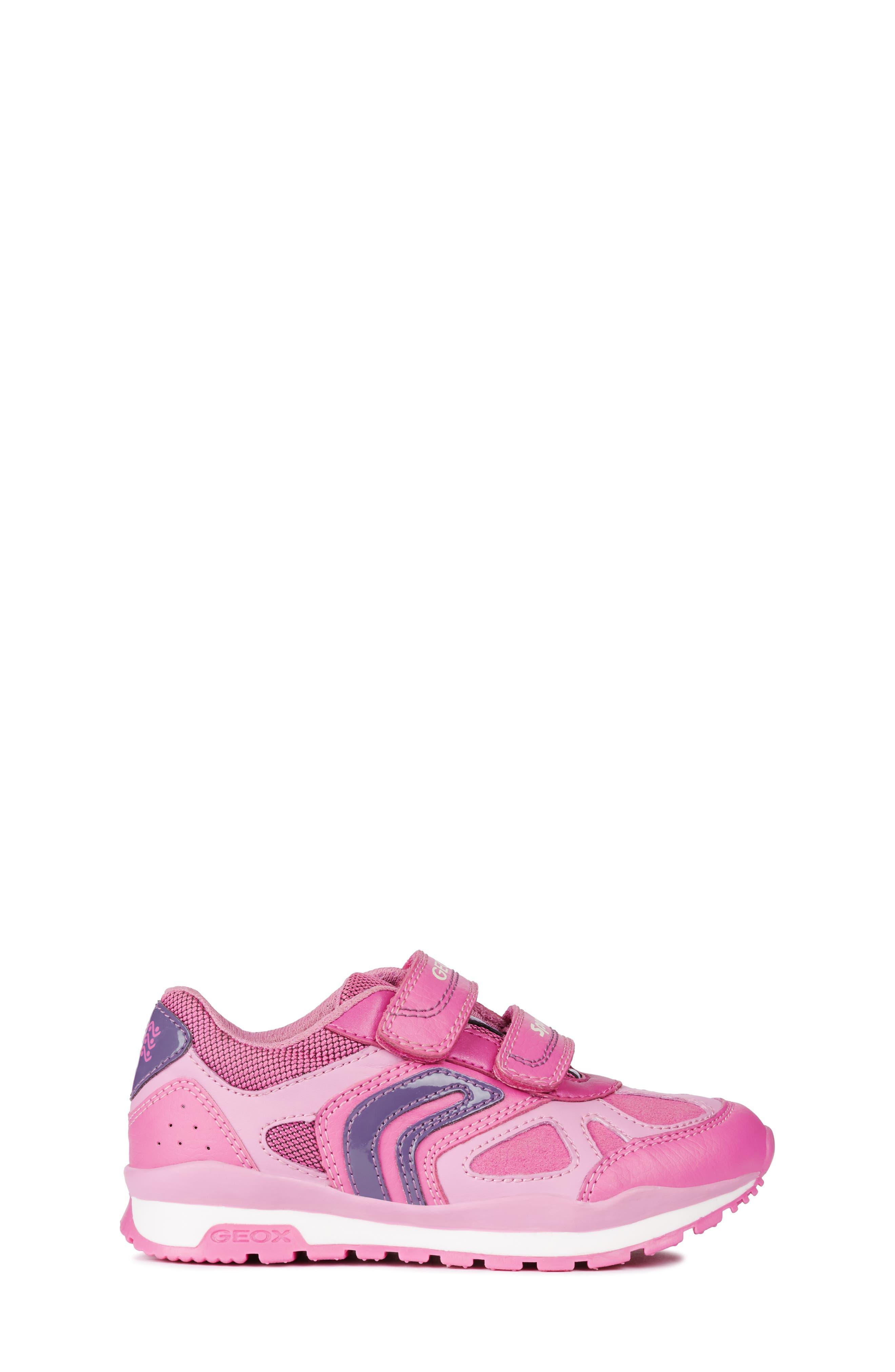 Pavel Sneaker,                             Alternate thumbnail 3, color,                             FUCHSIA/PINK
