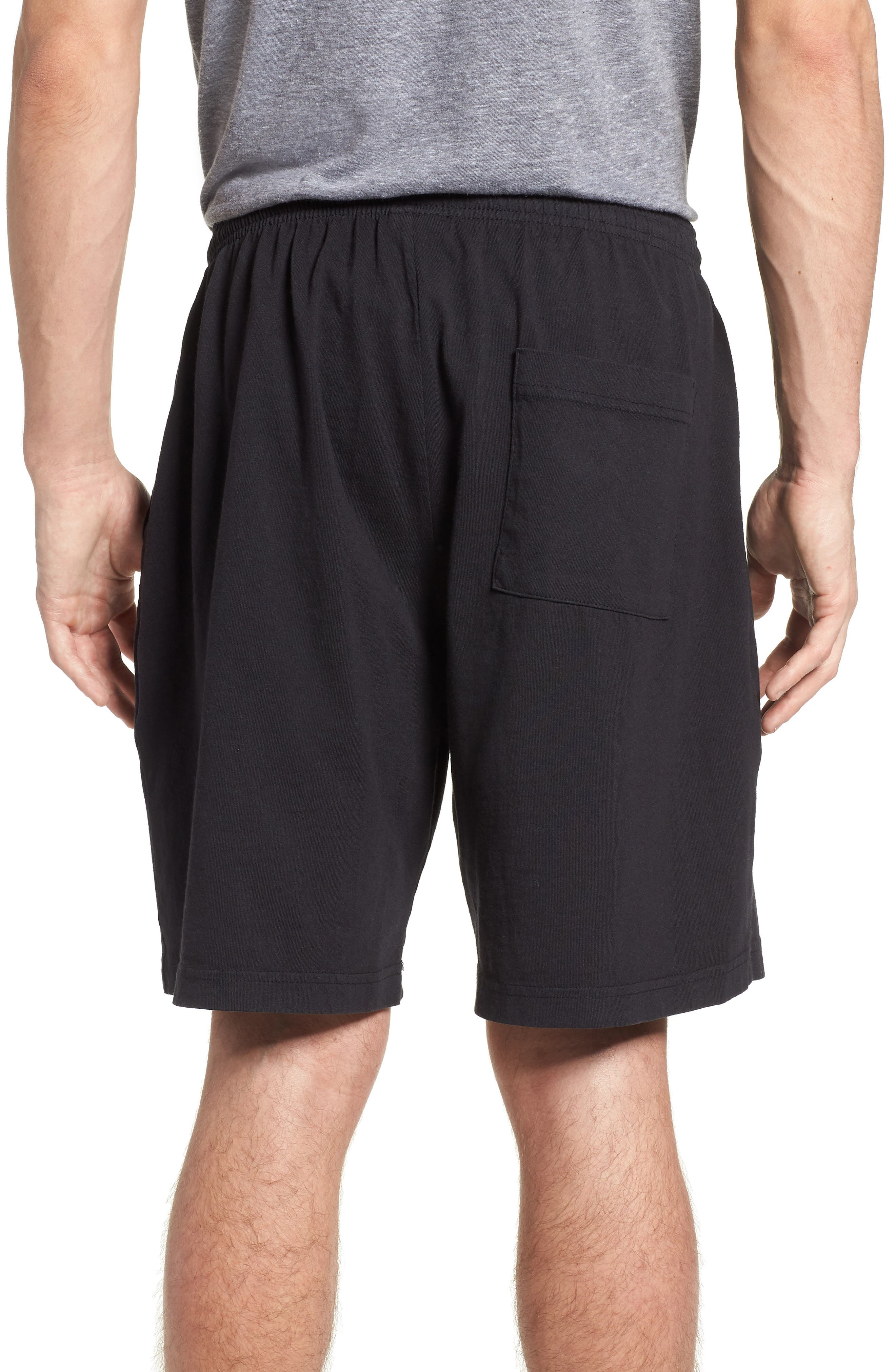 Eyes Heavyweight Sport Shorts,                             Alternate thumbnail 2, color,                             001