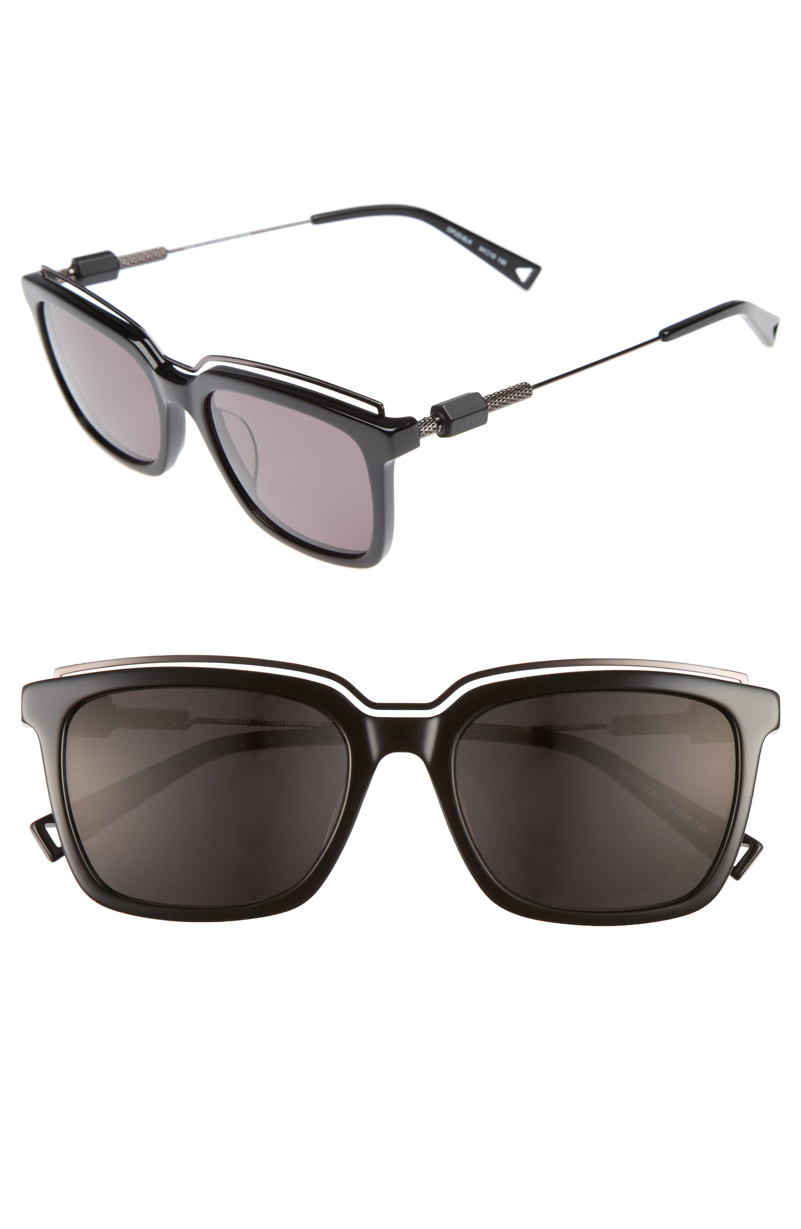 Opus 54mm Sunglasses,                             Main thumbnail 1, color,