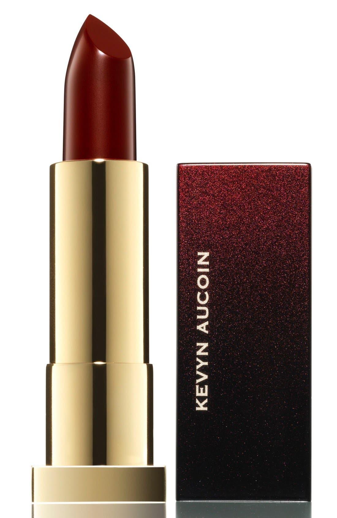 SPACE.NK.apothecary Kevyn Aucoin Beauty The Expert Lip Color,                         Main,                         color, BLOODROSES NOIR