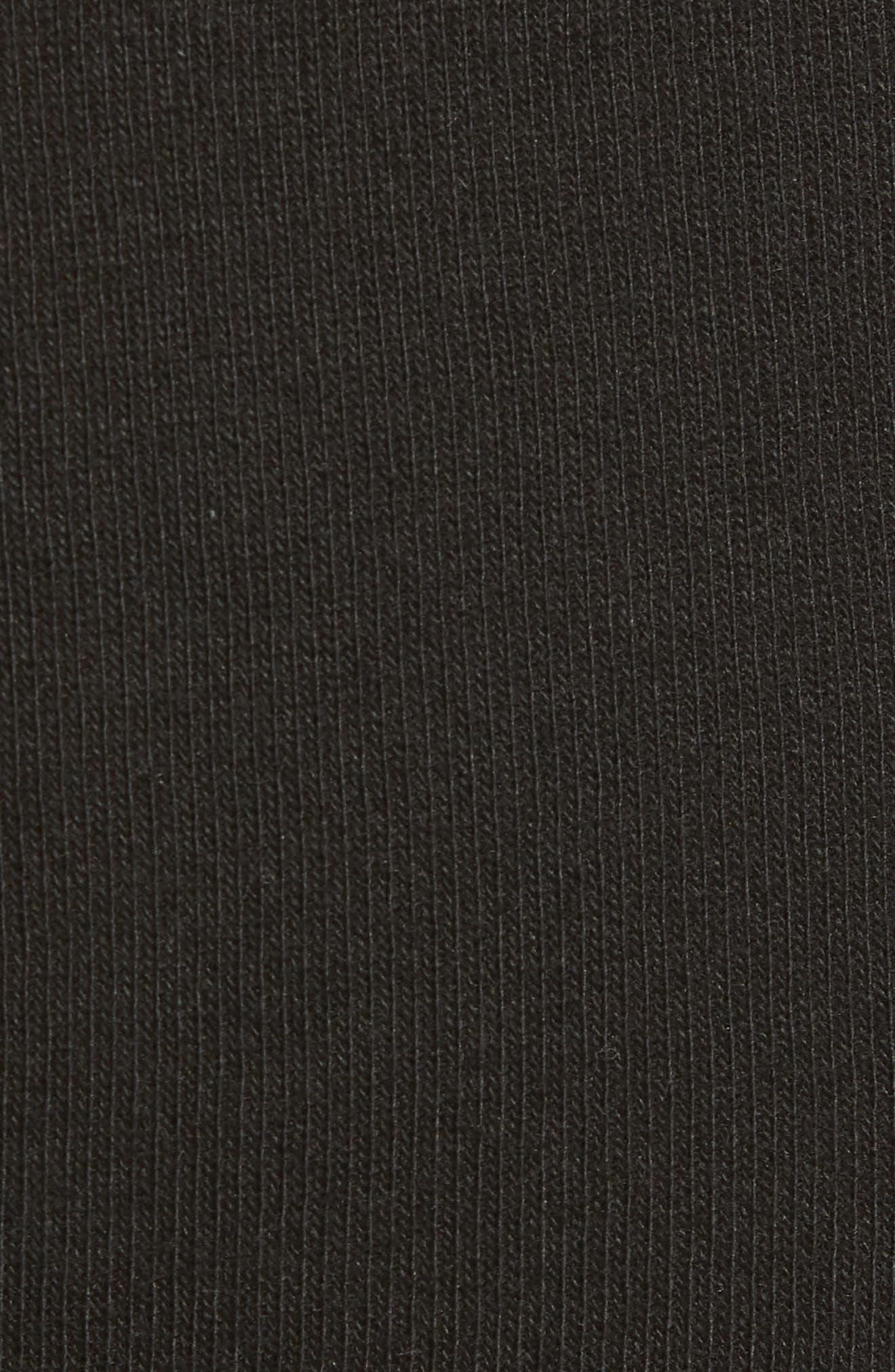 Classic 5-Pack Cotton Briefs,                             Alternate thumbnail 6, color,                             BLACK/ BLK/ GAZE/ BLUE