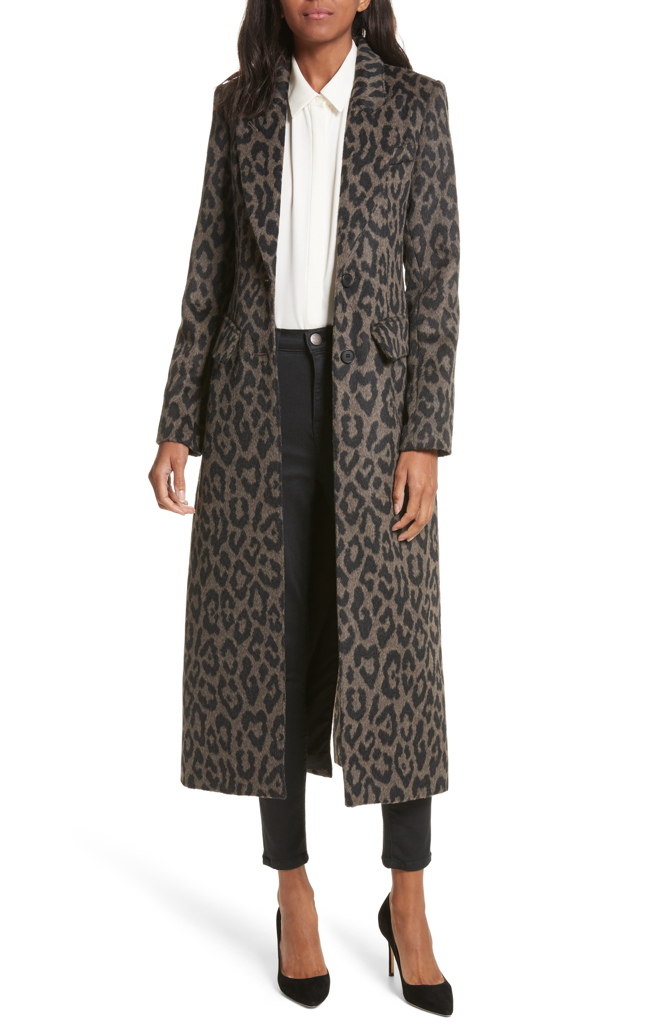 Brando Alpaca & Wool Coat,                             Main thumbnail 1, color,                             200