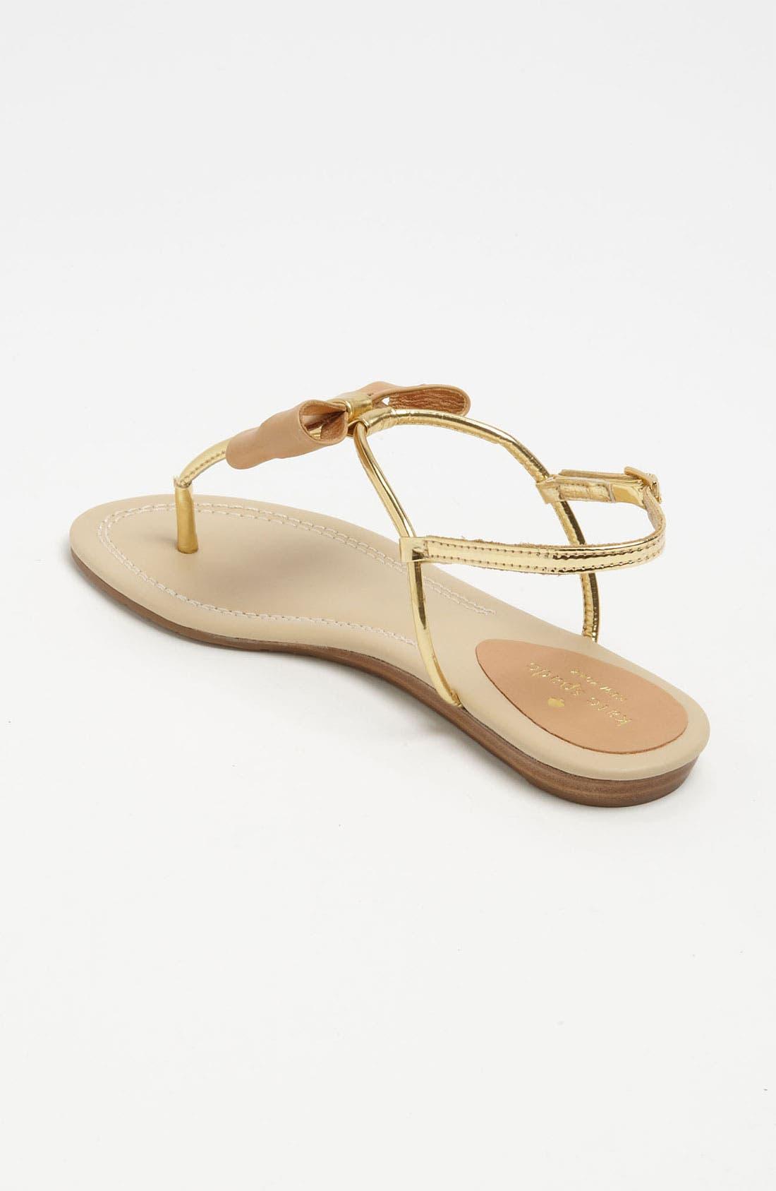 'trendy' sandal,                             Alternate thumbnail 6, color,