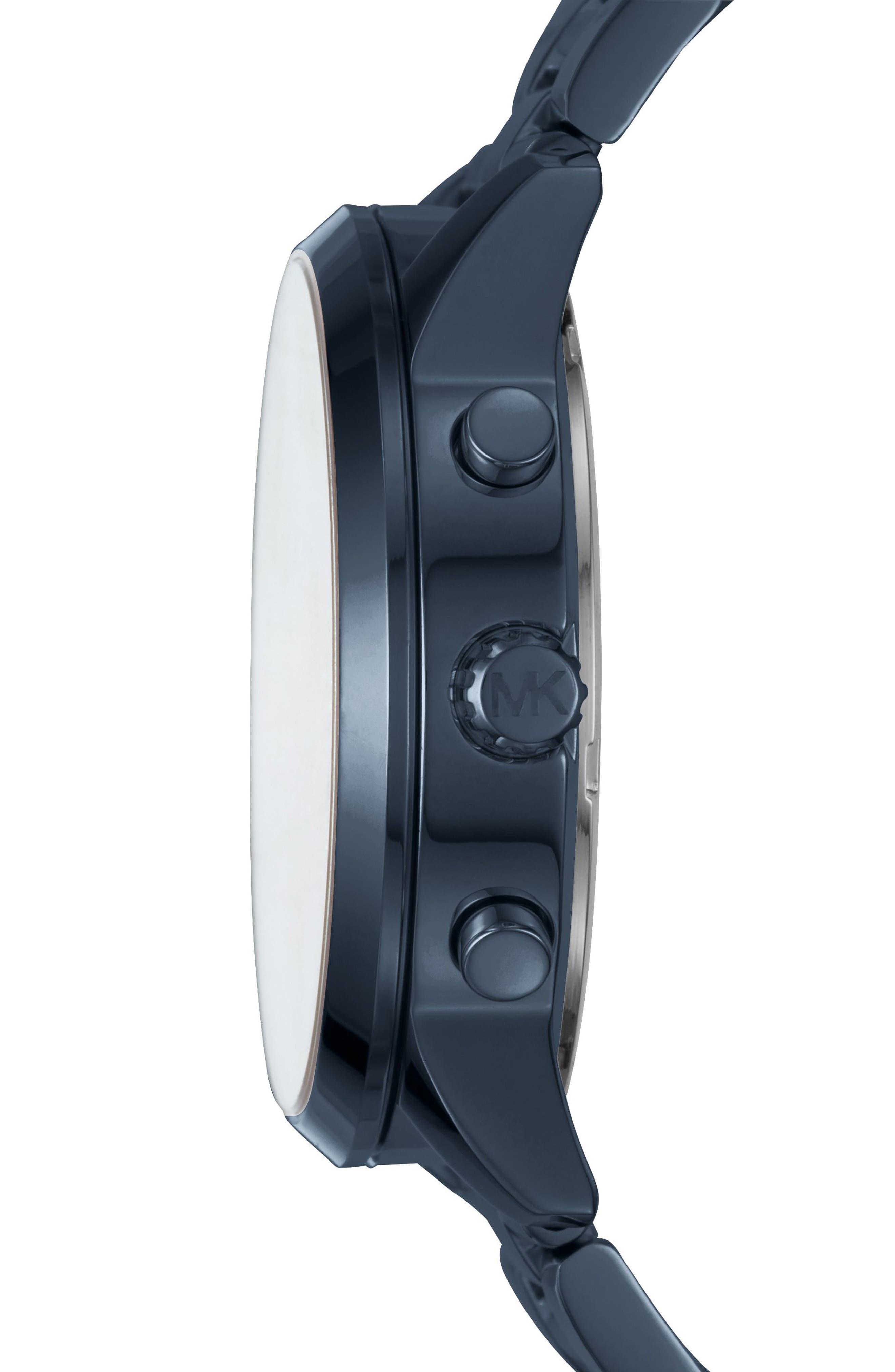 Slater Chronograph Bracelet Watch, 40mm,                             Alternate thumbnail 7, color,