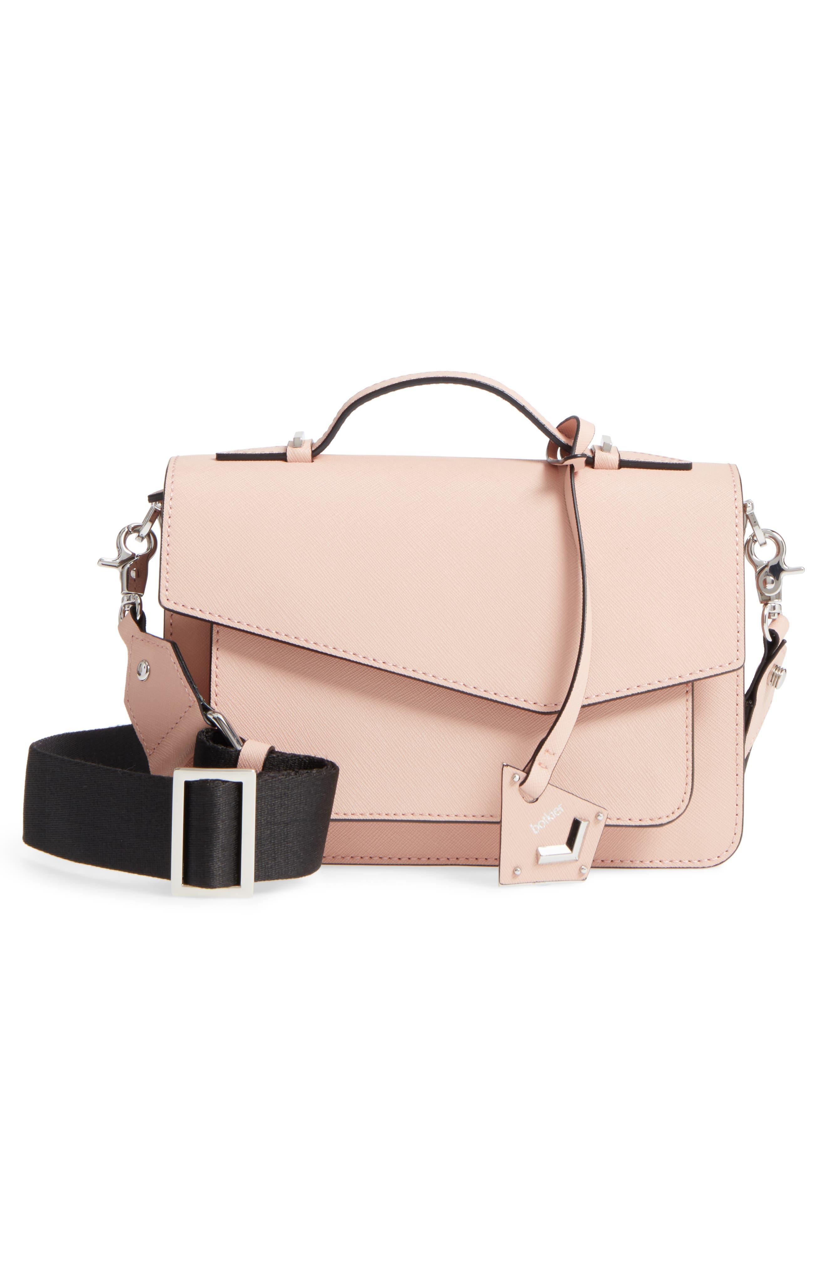 Cobble Hill Leather Crossbody Bag,                             Alternate thumbnail 70, color,