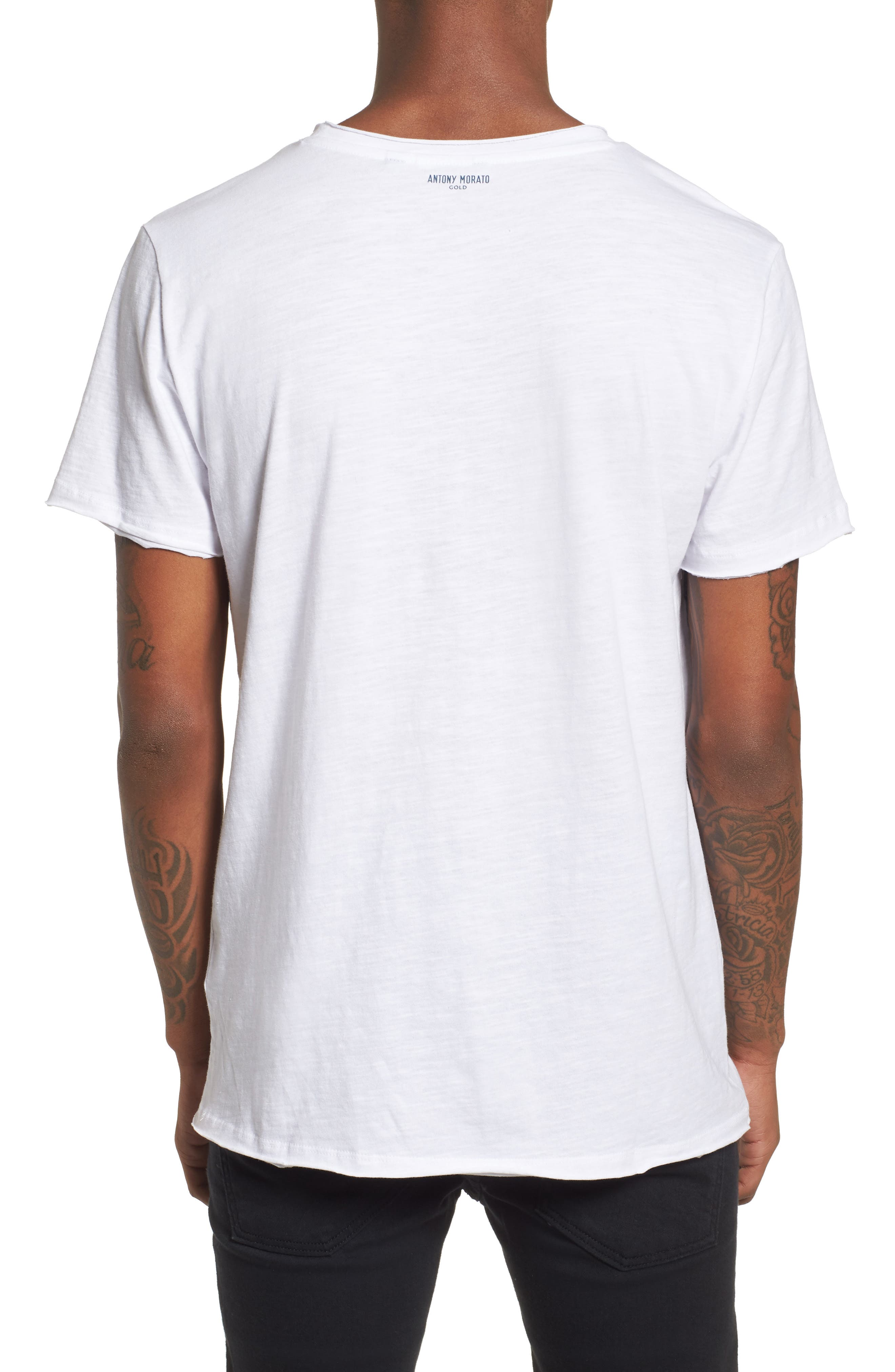 Pineapple Pocket T-Shirt,                             Alternate thumbnail 2, color,