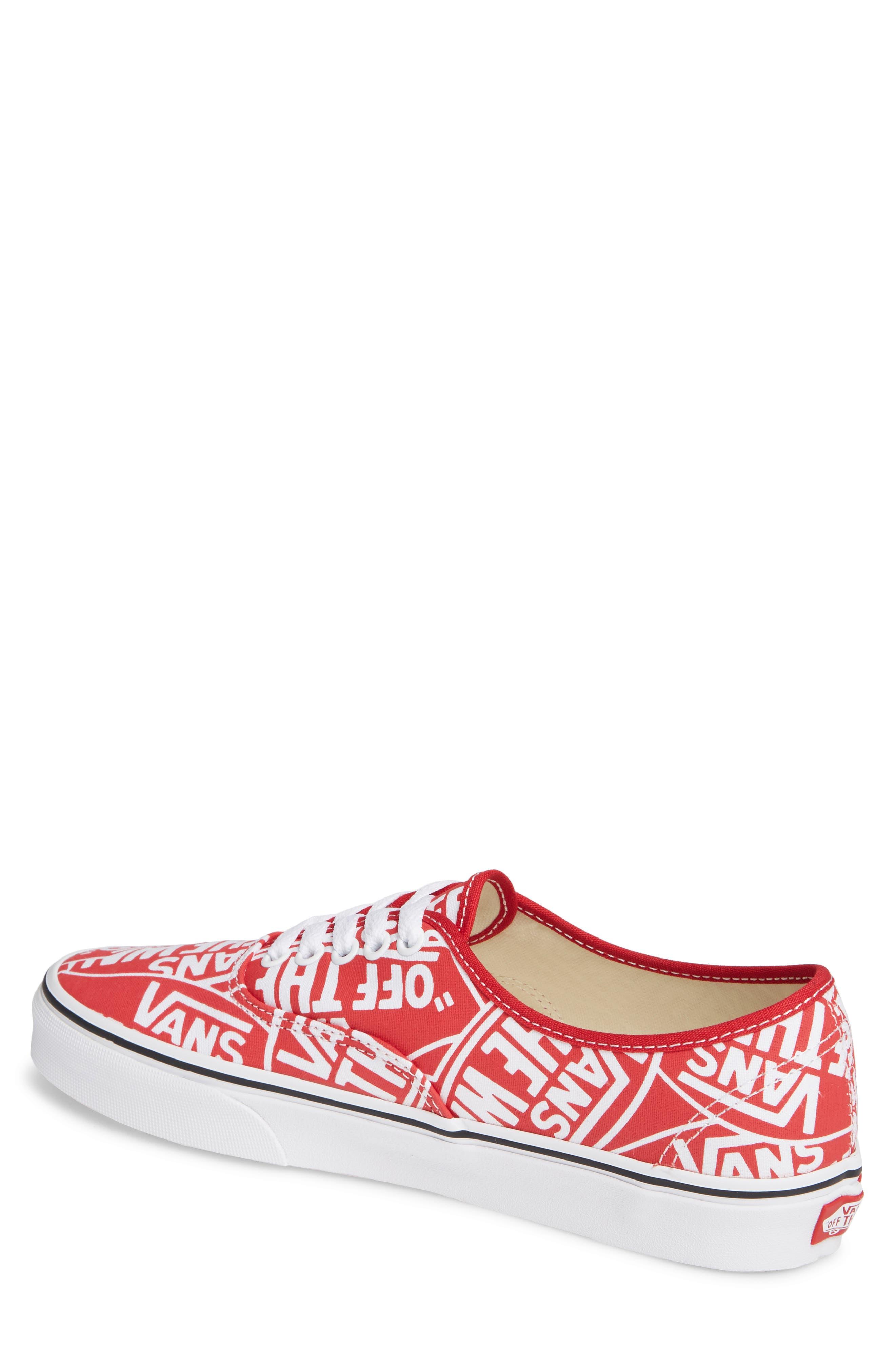 Authentic Sneaker,                             Alternate thumbnail 2, color,                             610
