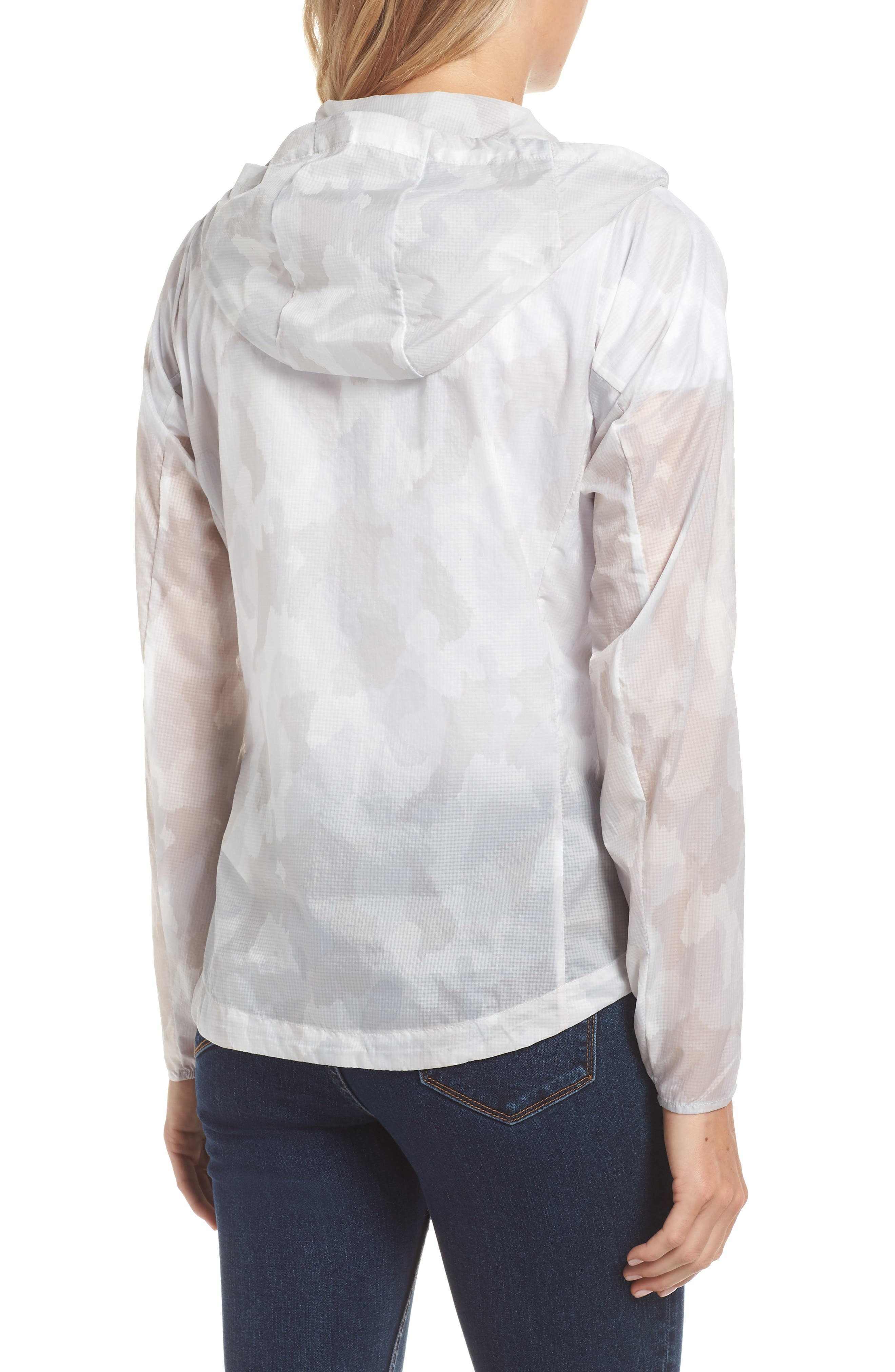 Houdini Water Repellent Jacket,                             Alternate thumbnail 2, color,                             BUNKER CAMO TAILORED GREY