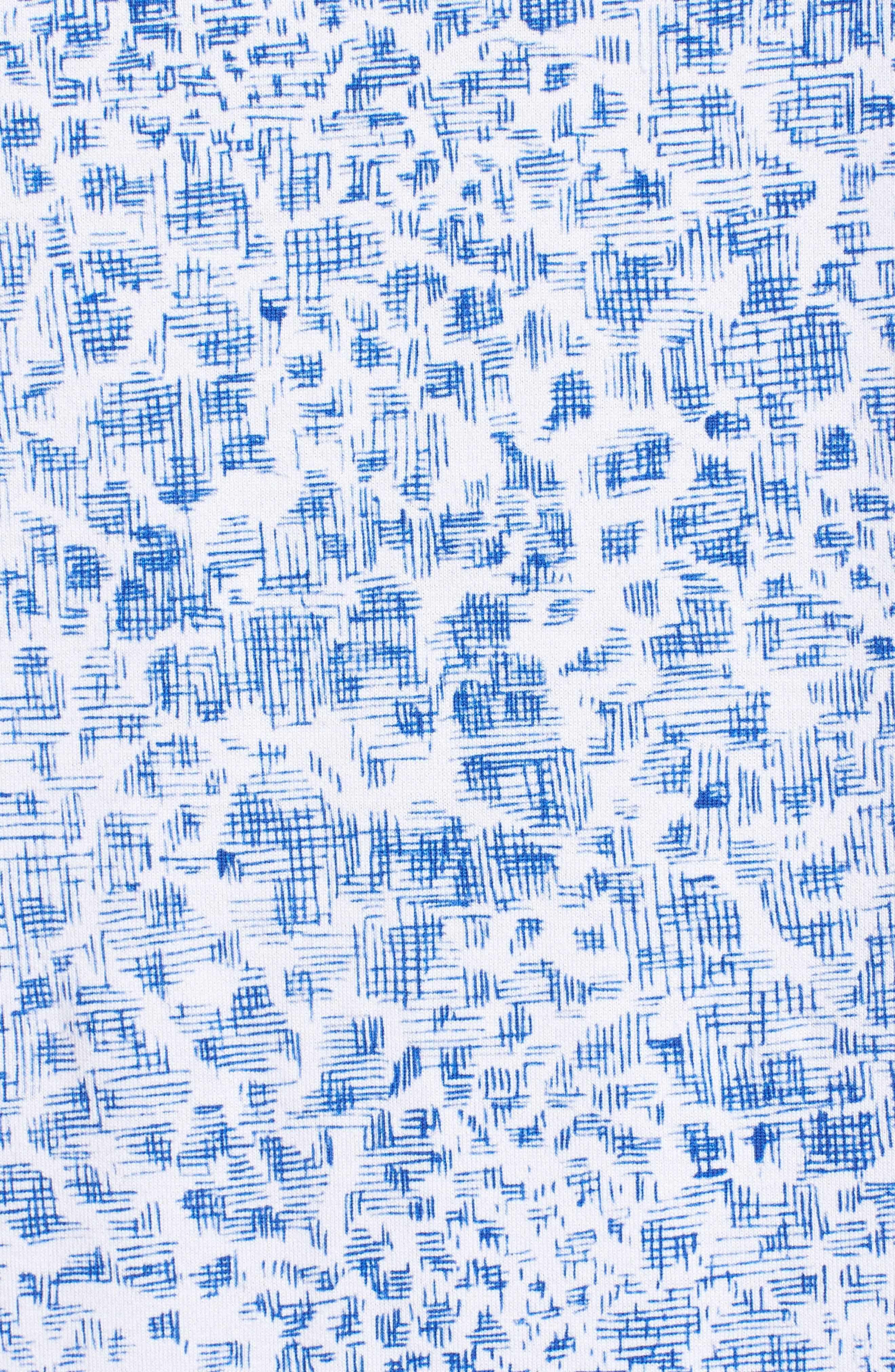 BUGATCHI,                             Regular Fit Knit Polo,                             Alternate thumbnail 5, color,                             411