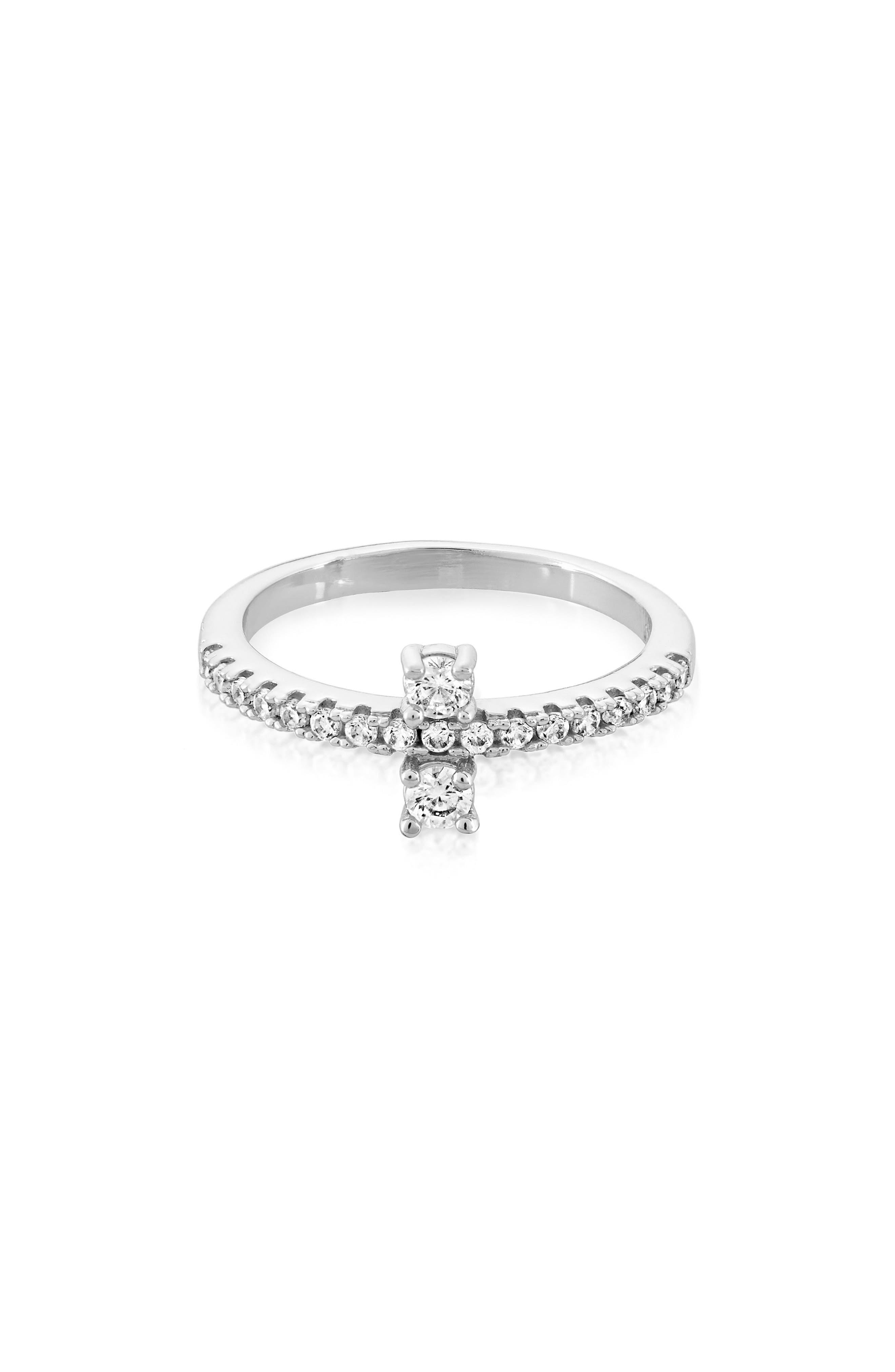 Margaret Cluster Ring,                         Main,                         color, 040