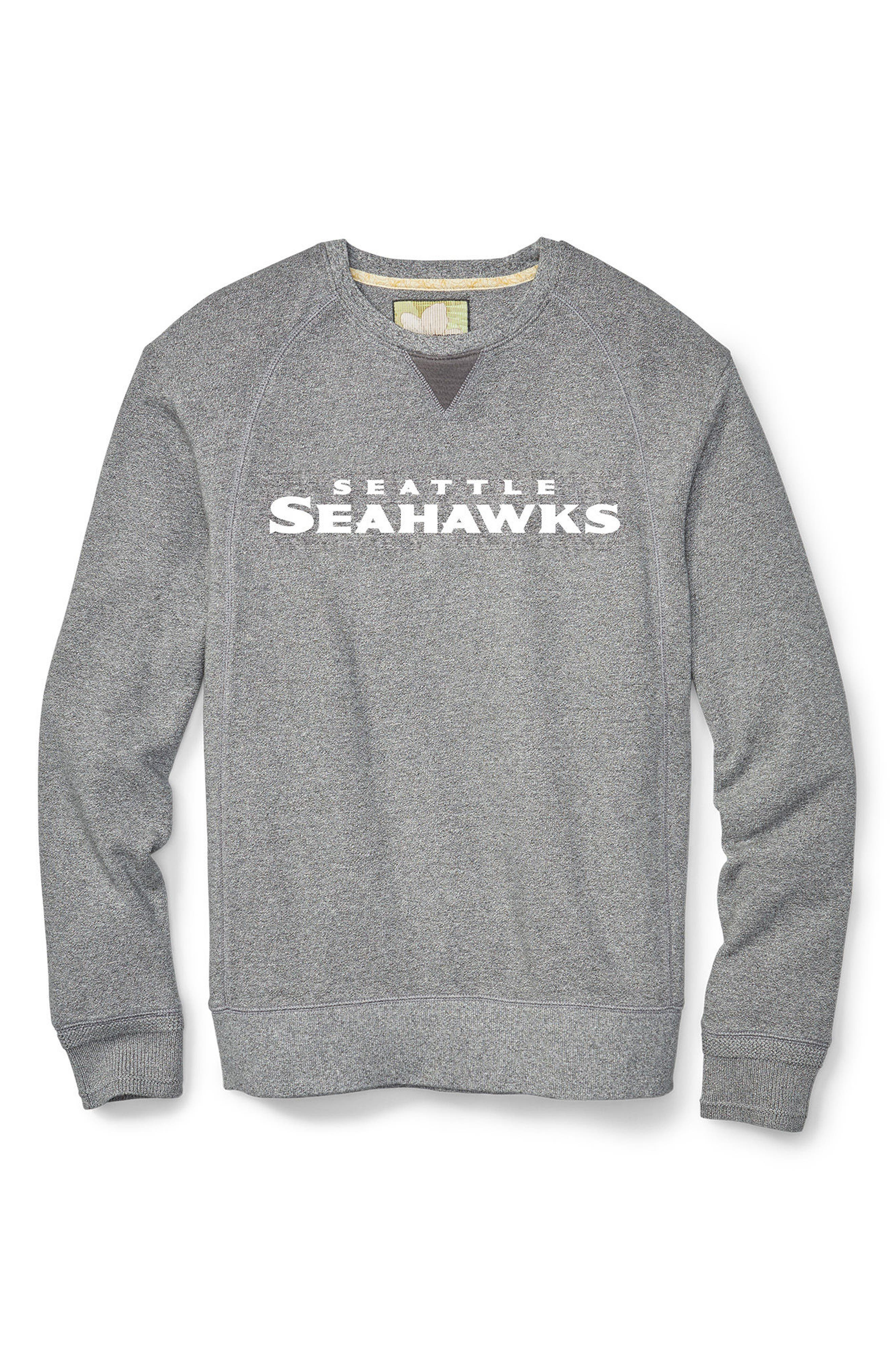 NFL Stitch of Liberty Embroidered Crewneck Sweatshirt,                             Alternate thumbnail 178, color,