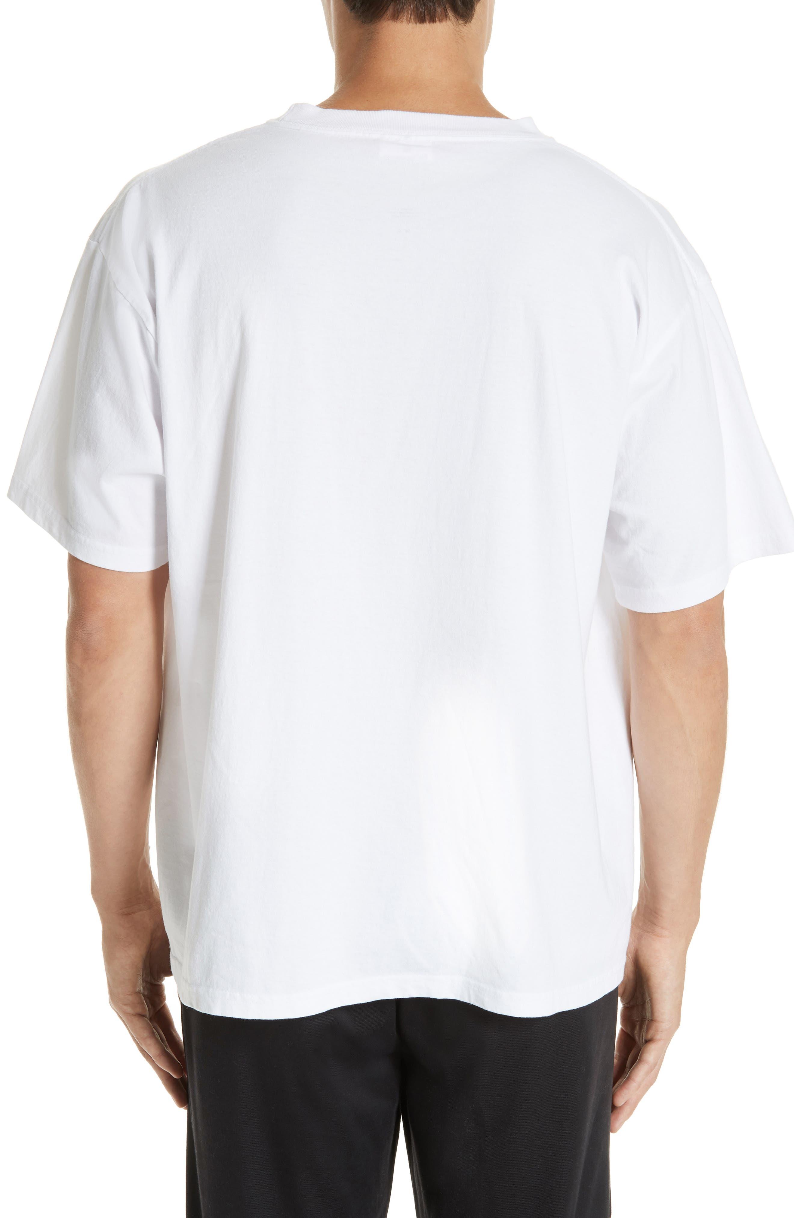 Slater Graphic T-Shirt,                             Alternate thumbnail 2, color,                             WHITE