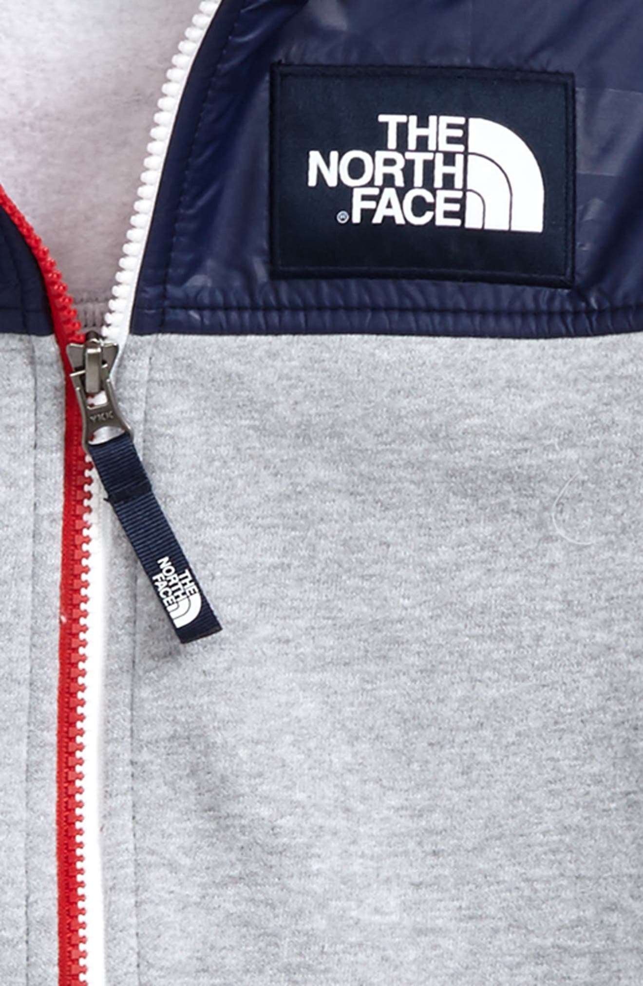 International Collection Zip Hoodie,                             Alternate thumbnail 4, color,