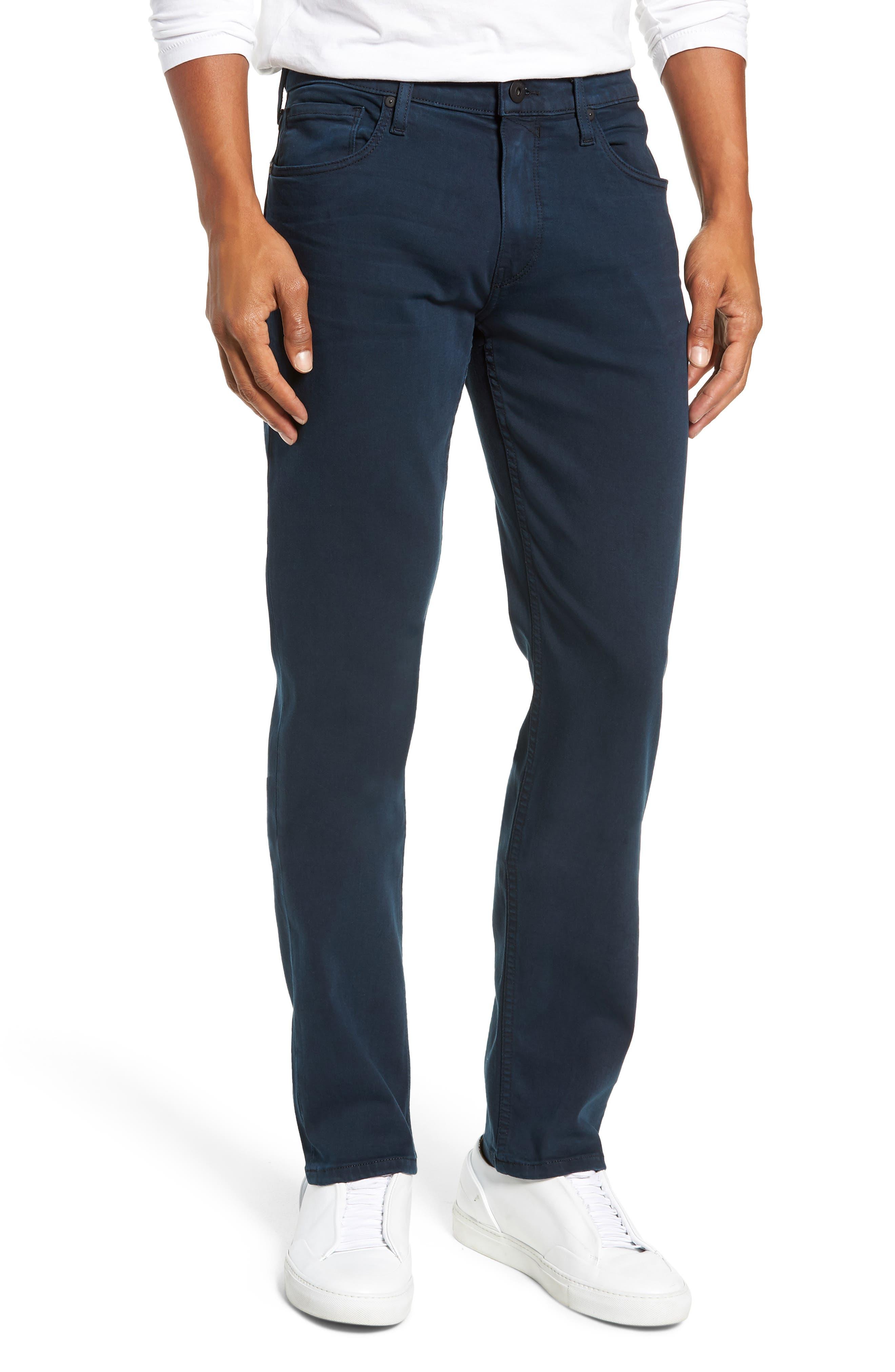 Transcend - Federal Slim Straight Leg Jeans,                             Main thumbnail 1, color,                             VINTAGE SKYFALL