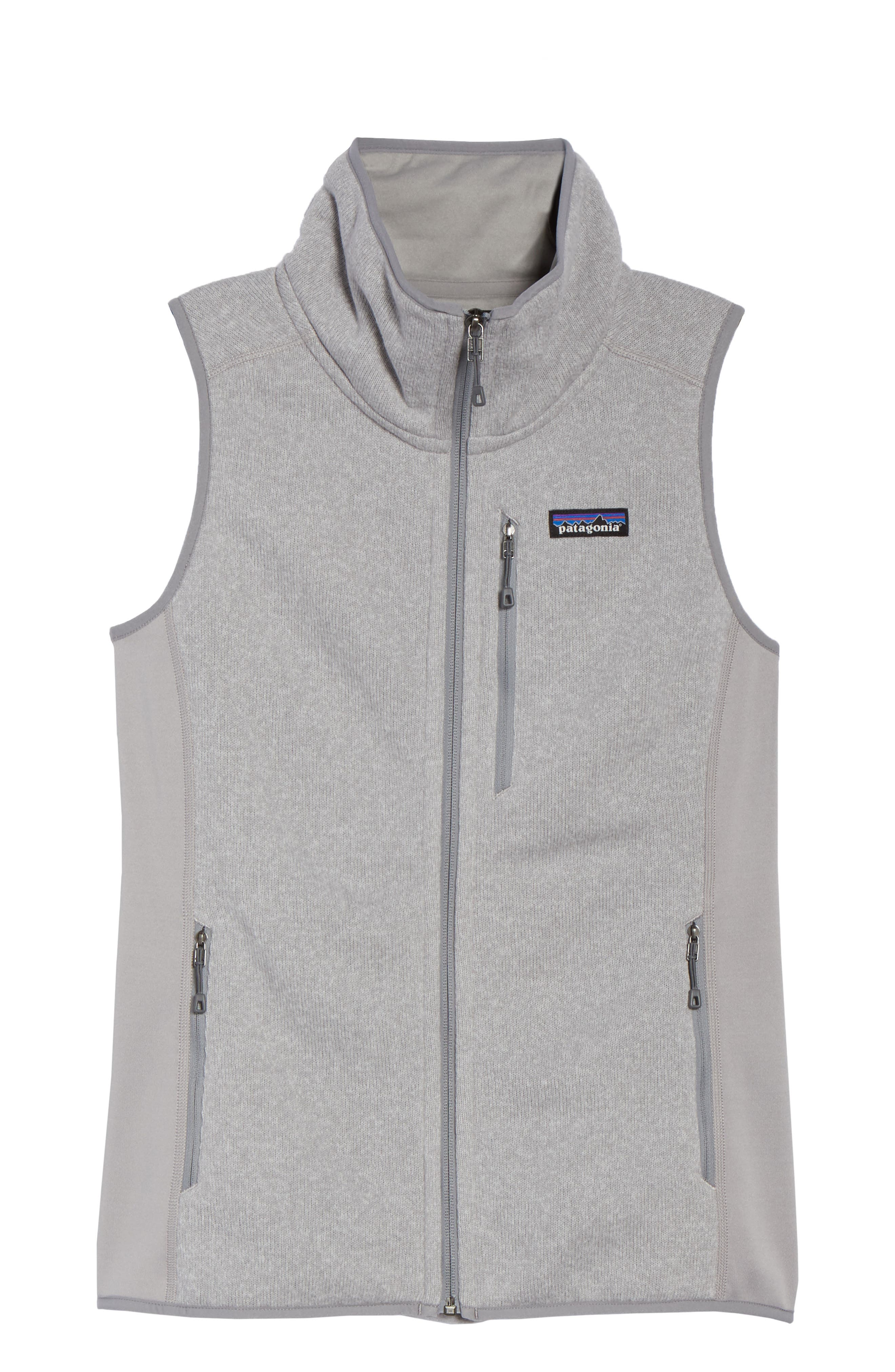 Performance Better Sweater Vest,                             Alternate thumbnail 6, color,                             DRIFTER GREY