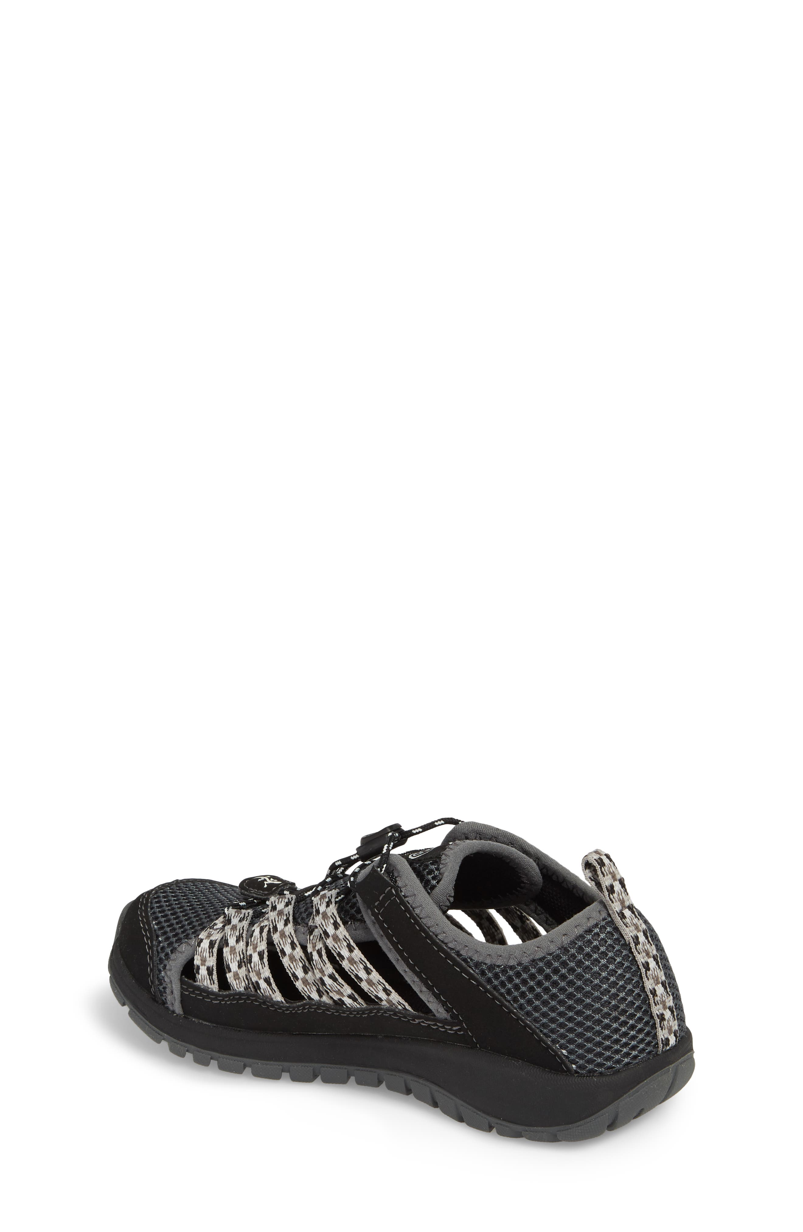 Outcross 2 Water Sneaker,                             Alternate thumbnail 2, color,                             BLACK
