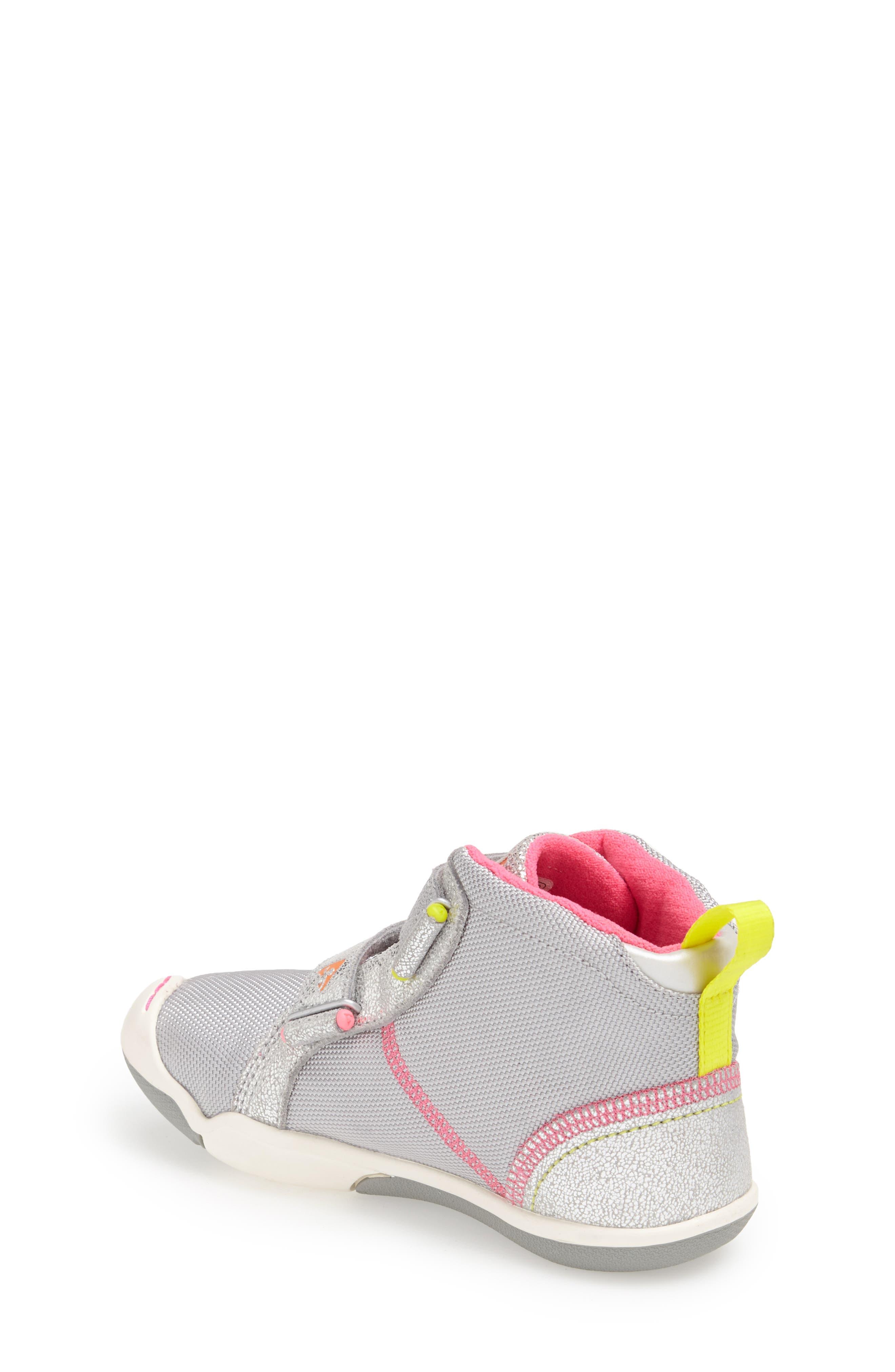 'Max' Customizable High Top Sneaker,                             Alternate thumbnail 4, color,                             040