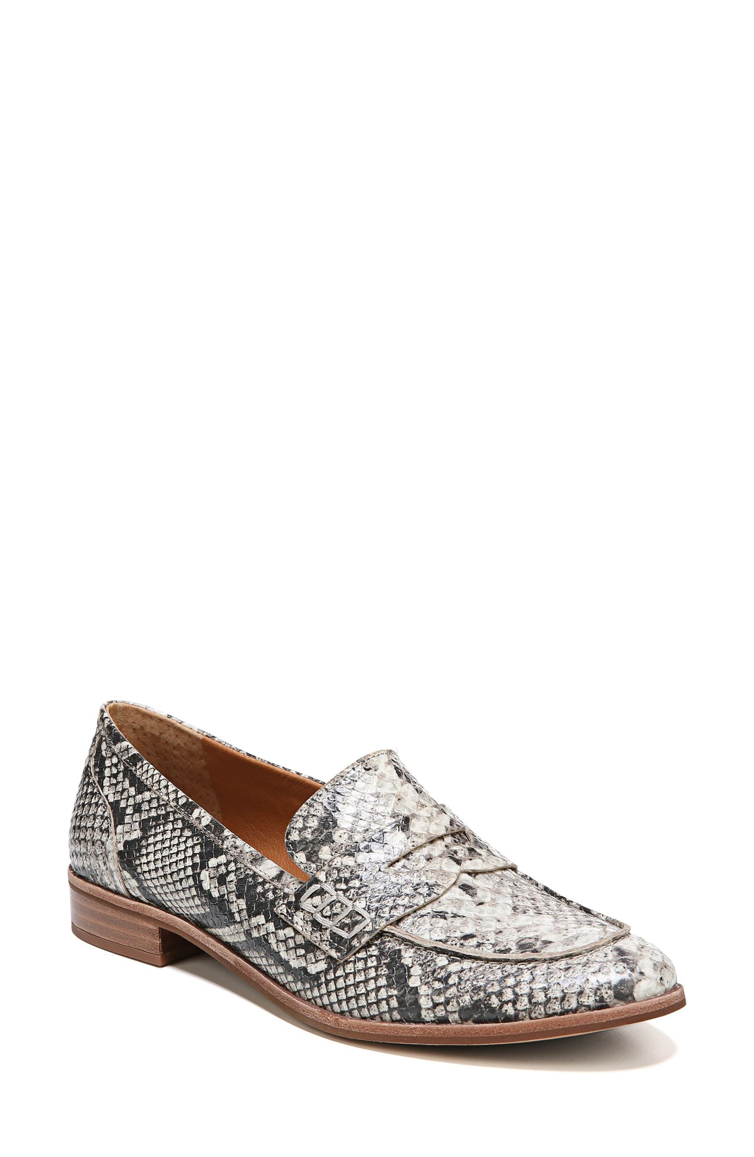 'Jolette' Penny Loafer,                             Main thumbnail 1, color,                             ROCCIA LEATHER