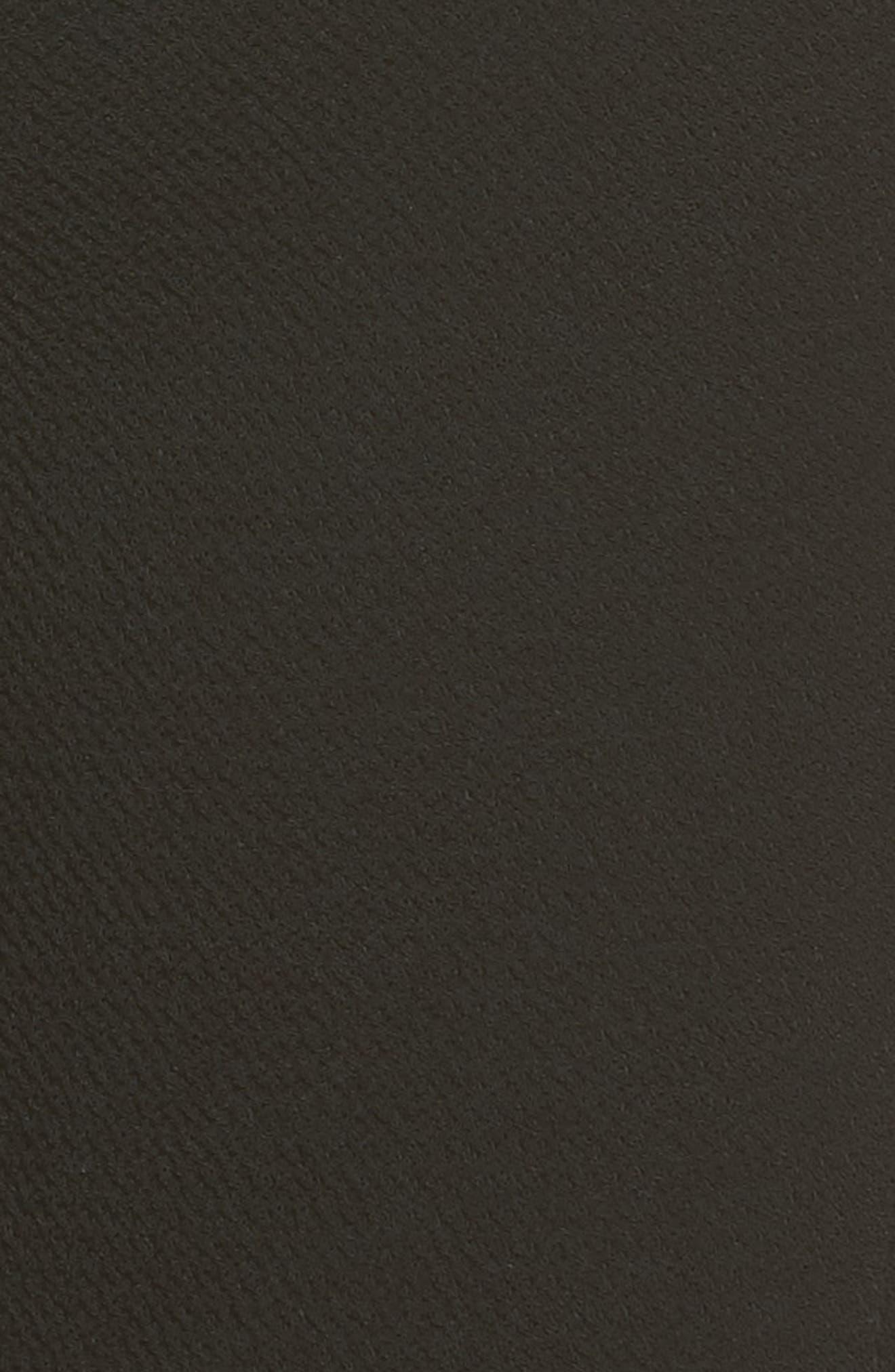 Atestelito Slim Crepe Suit Pants,                             Alternate thumbnail 5, color,                             001
