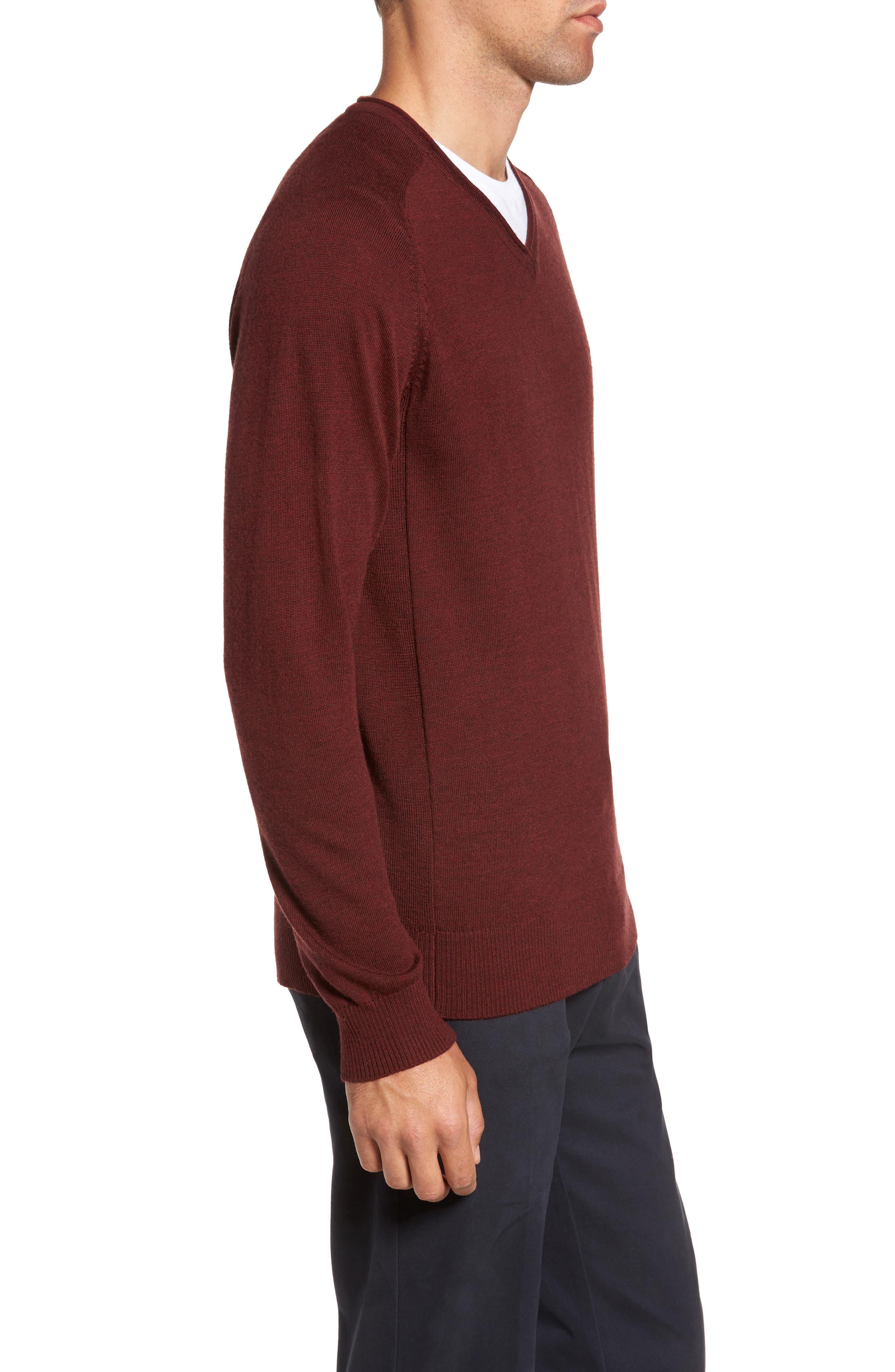 Burfield Wool Sweater,                             Alternate thumbnail 18, color,