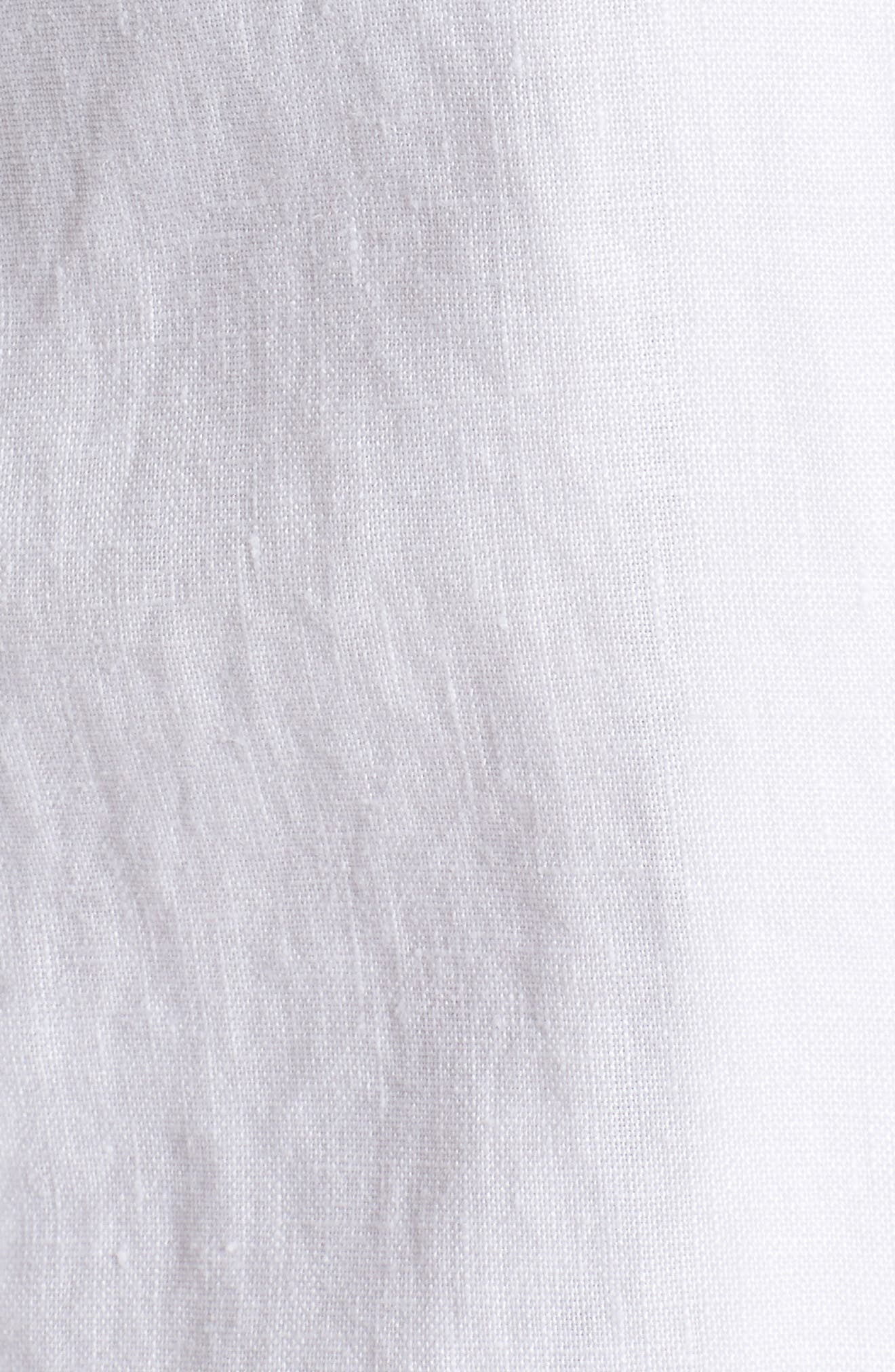 Organic Linen Blazer,                             Alternate thumbnail 18, color,