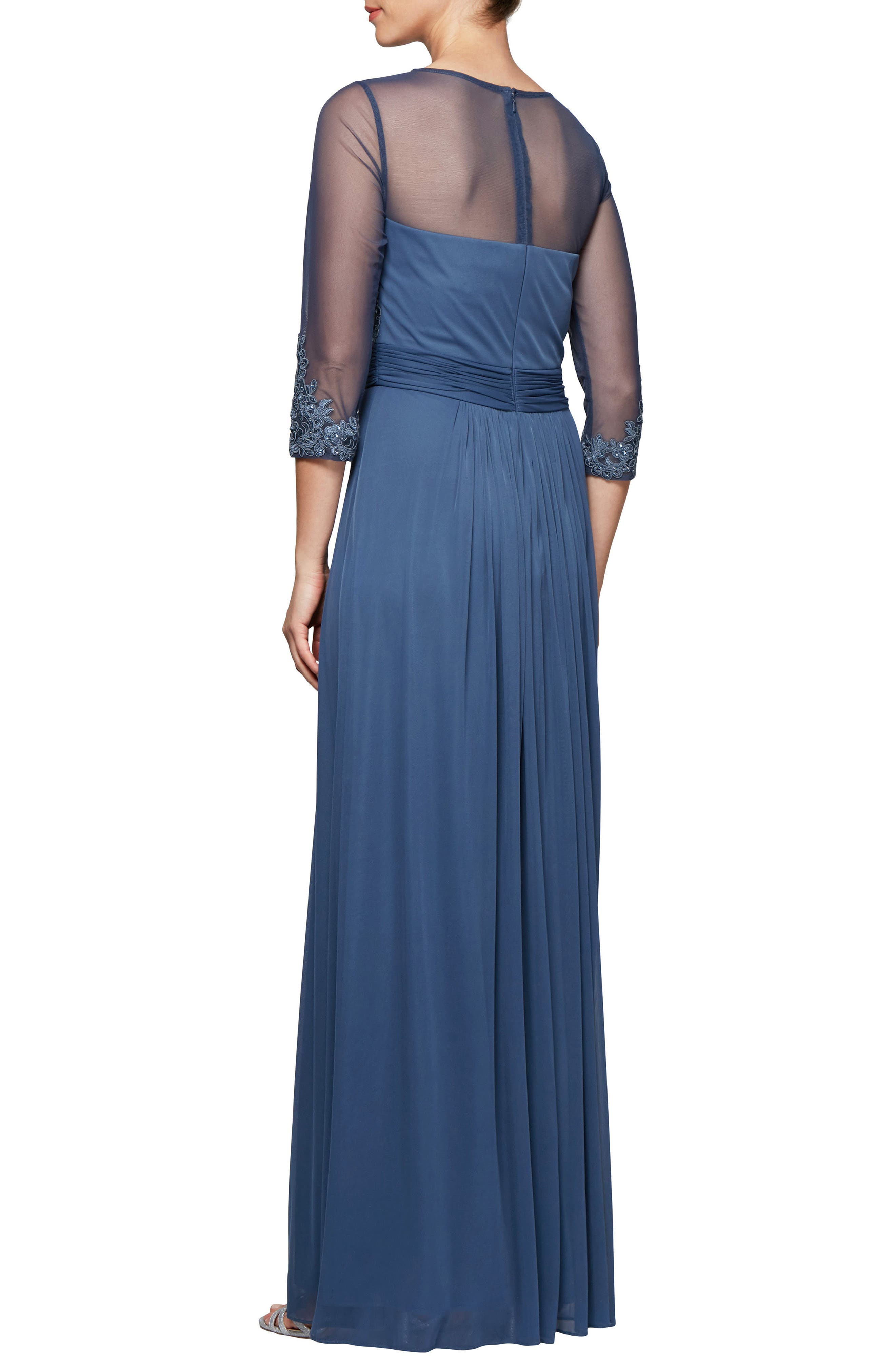 Embellished Gown,                             Alternate thumbnail 2, color,                             510
