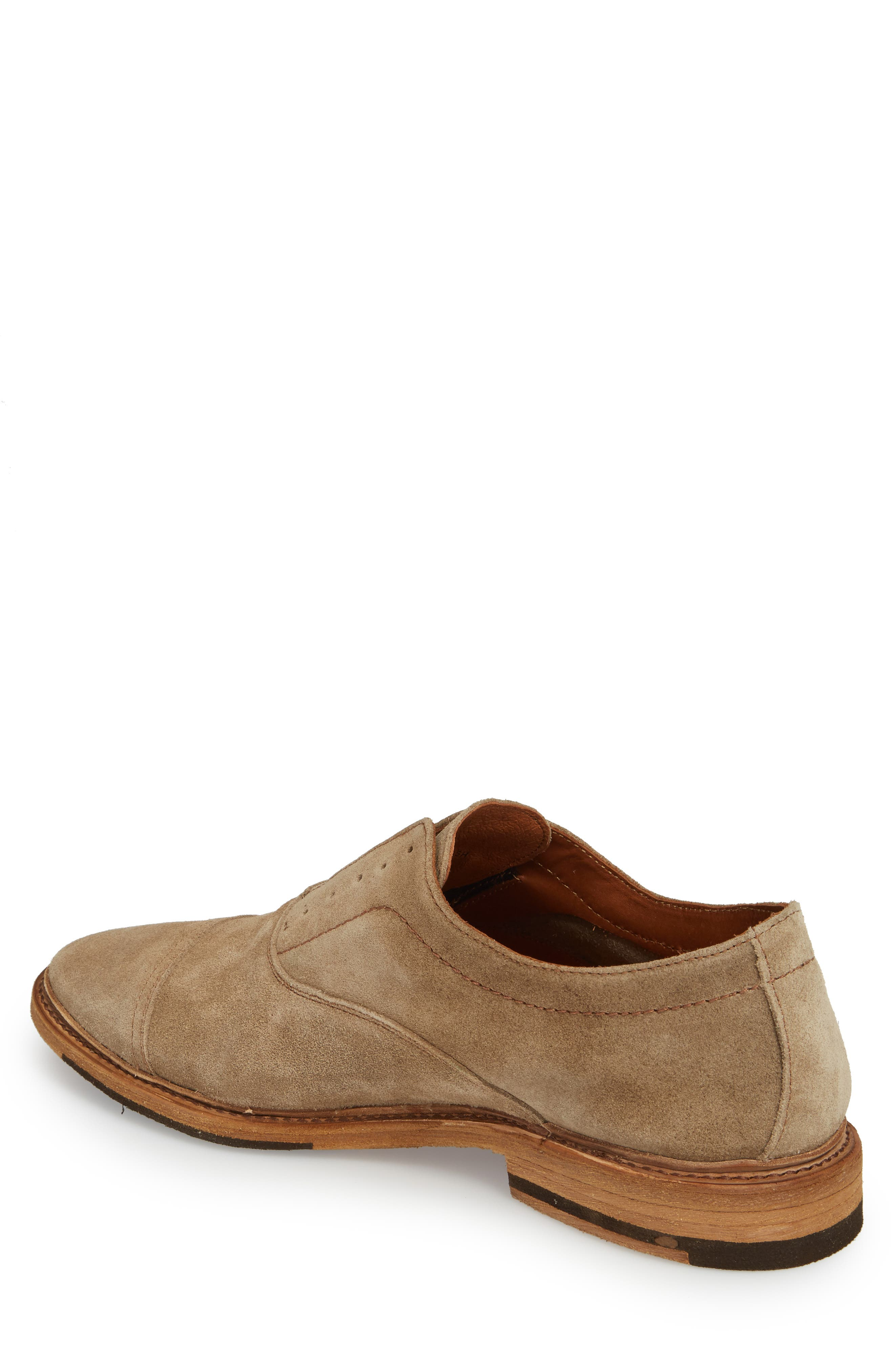 Paul Bal Cap Toe Oxford,                             Alternate thumbnail 5, color,