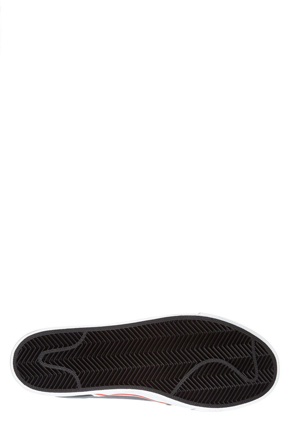 Zoom - Stefan Janoski SB Canvas Skate Shoe,                             Alternate thumbnail 61, color,