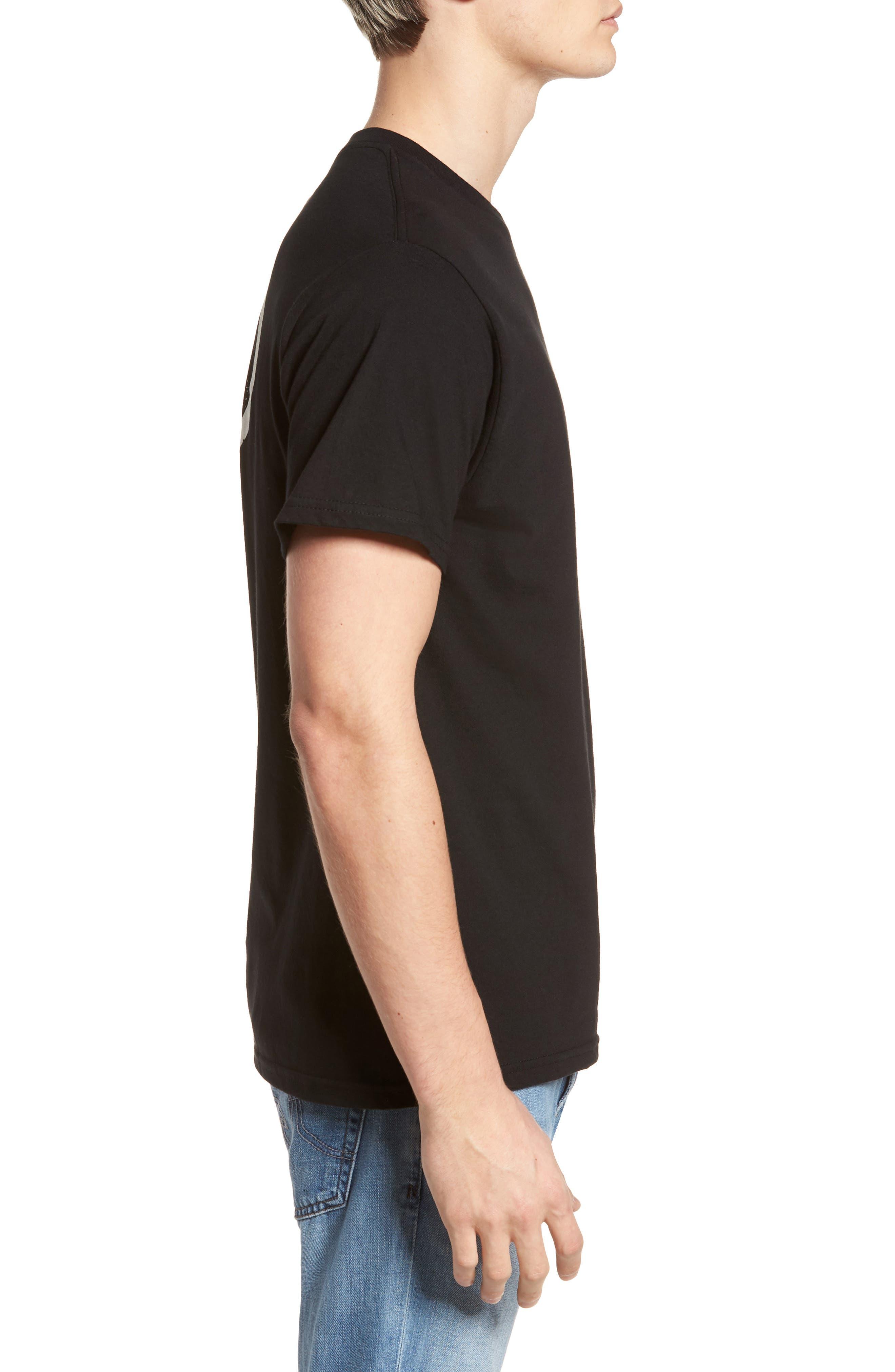 Gasser Graphic T-Shirt,                             Alternate thumbnail 3, color,                             001