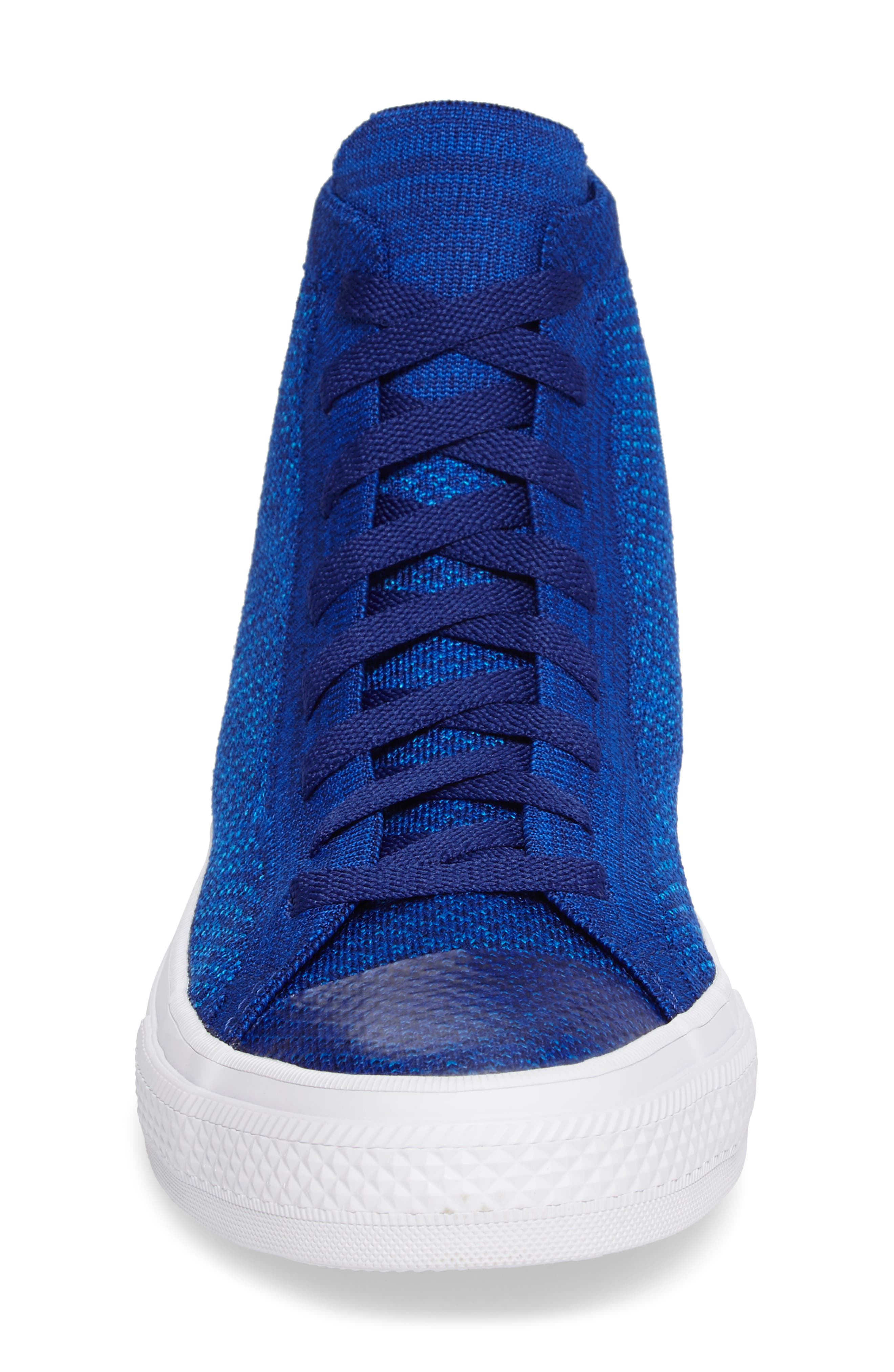 Chuck Taylor<sup>®</sup> All Star<sup>®</sup> Flyknit Hi Sneaker,                             Alternate thumbnail 23, color,