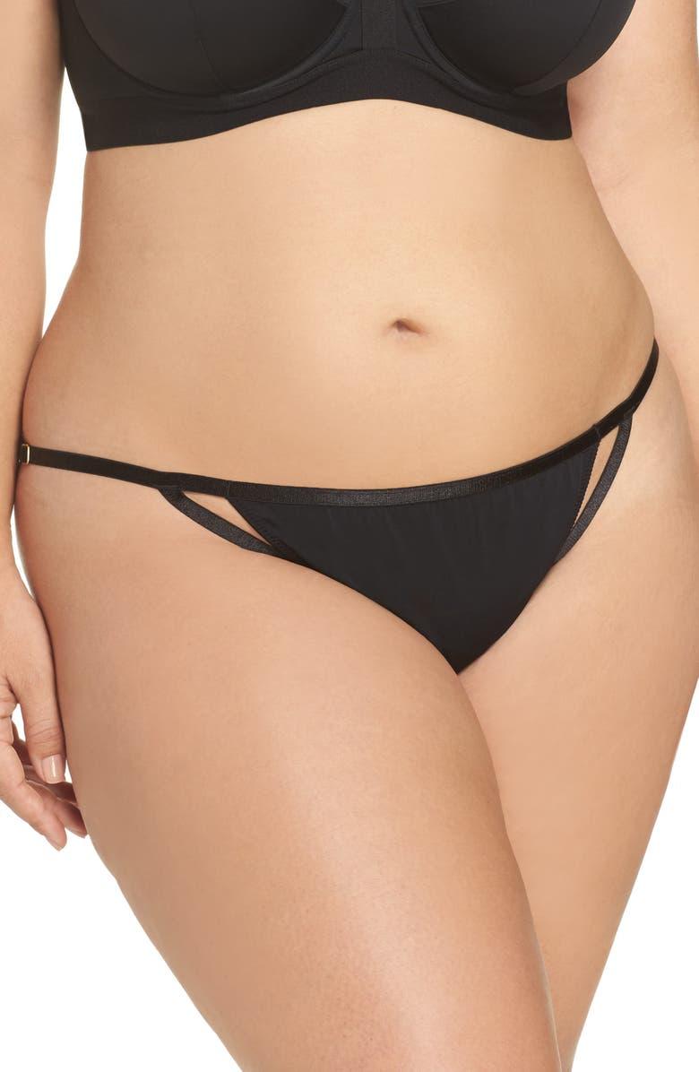 d1e126f7a92 PLAYFUL PROMISES Gabi Fresh x Playful Promises Strappy Bikini