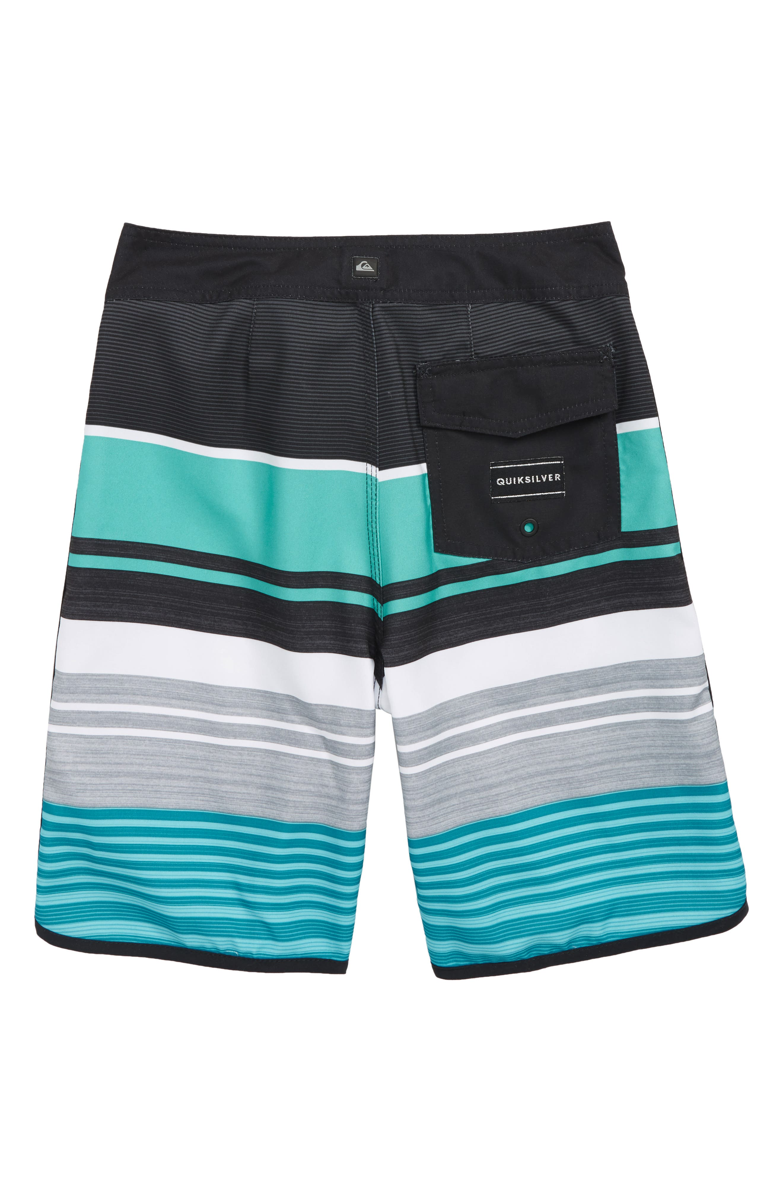 Eye Scallop Board Shorts,                             Alternate thumbnail 2, color,                             437