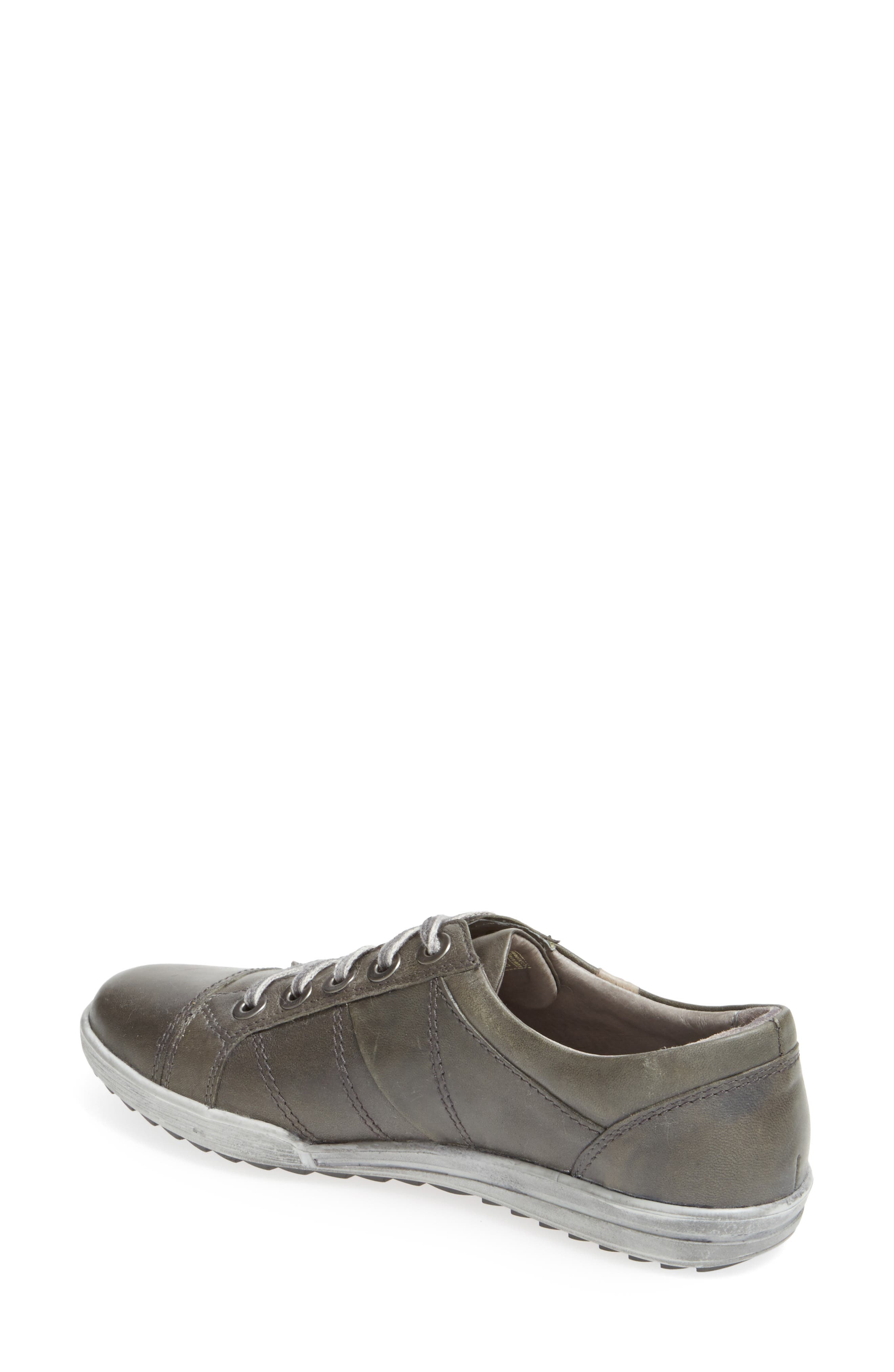 'Dany 05' Leather Sneaker,                             Alternate thumbnail 38, color,