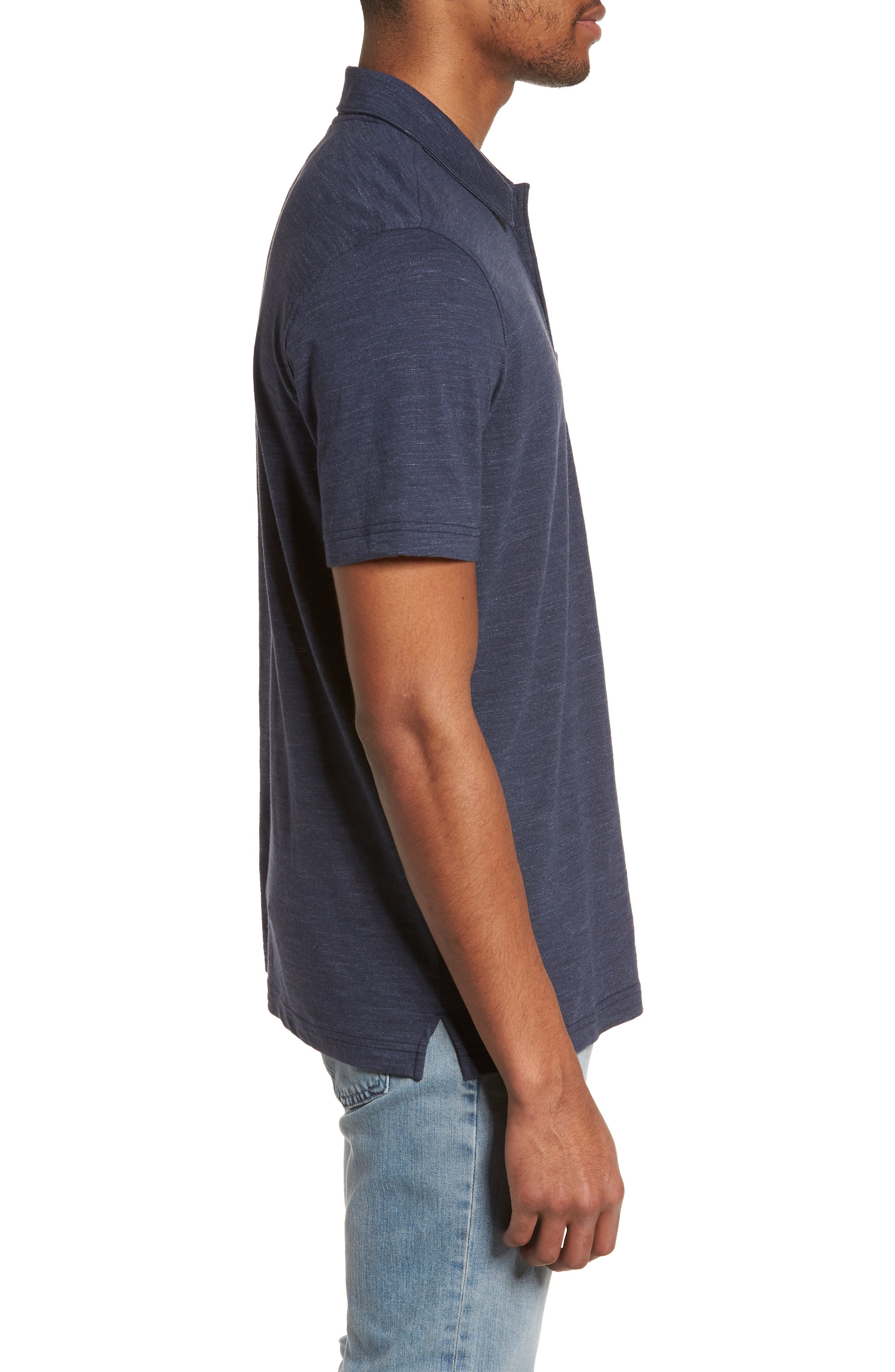 Space Dyed Pocket Polo,                             Alternate thumbnail 18, color,